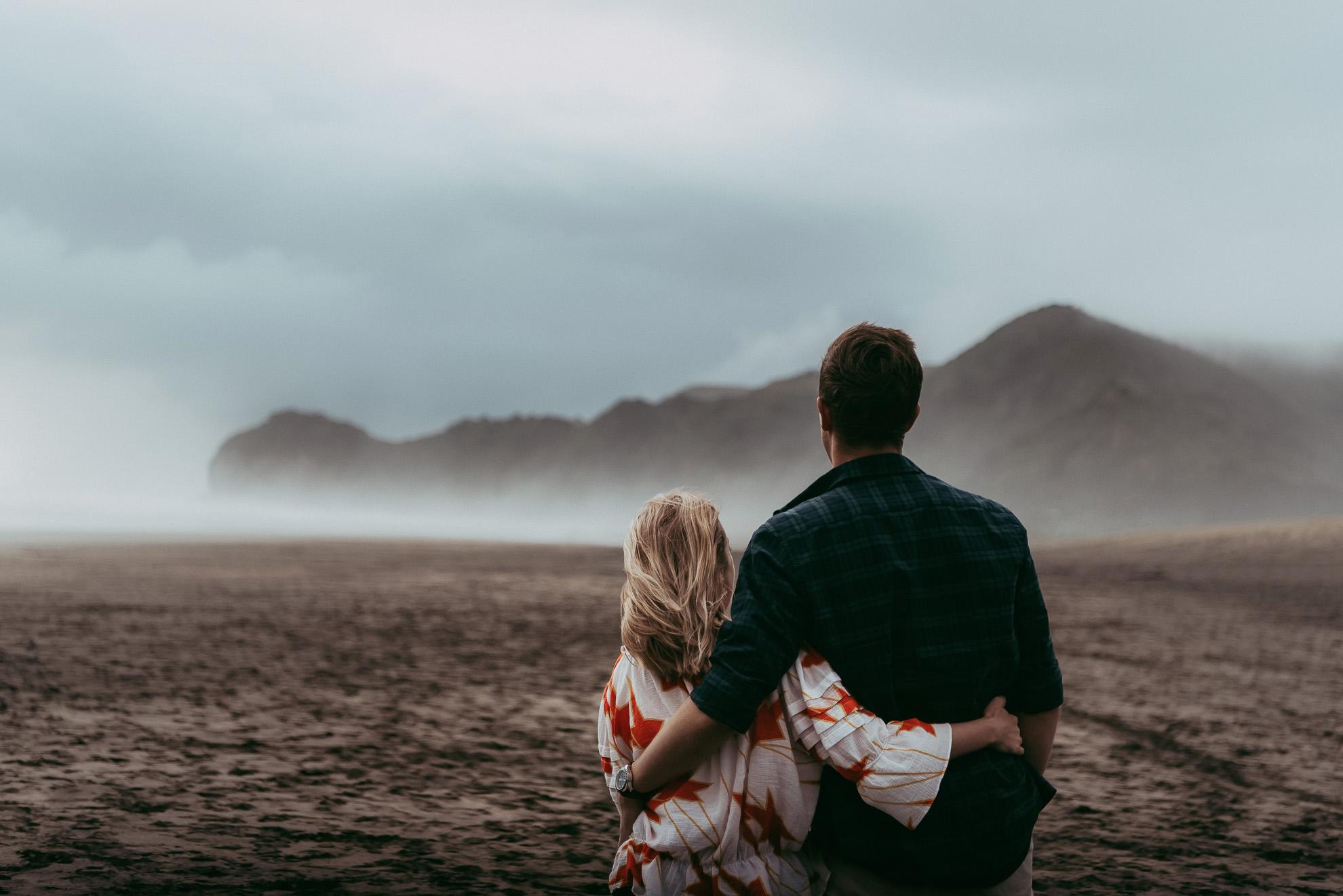Elena & Rick , Piha Beach {Auckland, NZ}
