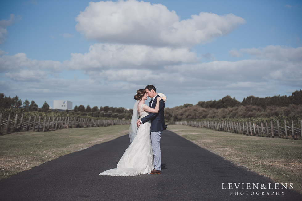 Villa Maria Vineyard wedding published in BG Bridal gallery {Waikato - Bay of Plenty NZ weddings photographers}