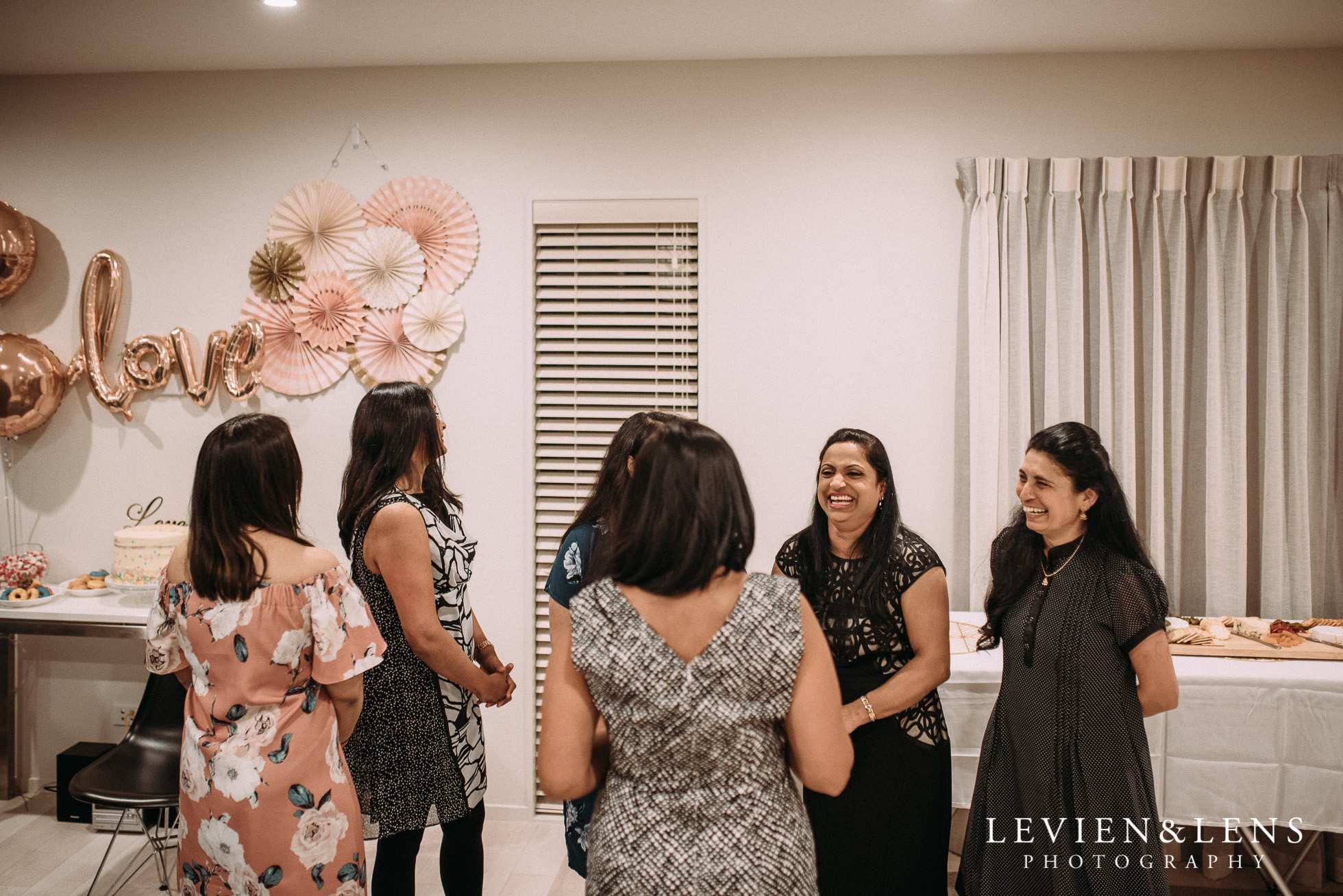 Karaka in-home Engagement Party {Auckland wedding photographers}