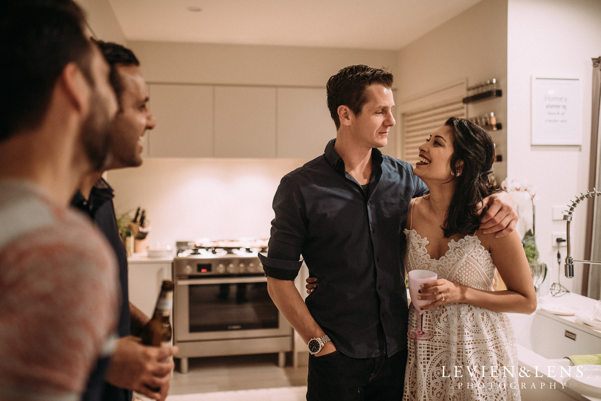 South Auckland in-home Engagement Party {Waikato - Hamilton wedding photographer}
