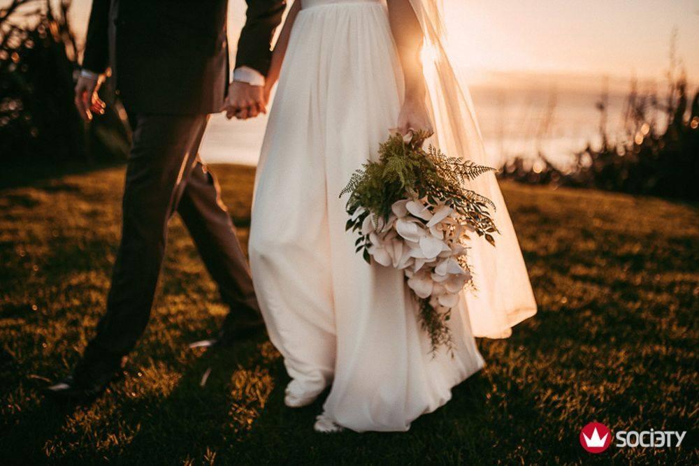 Jenny & Andrew {Castaways, Auckland} - Wedding Photographer Society Award
