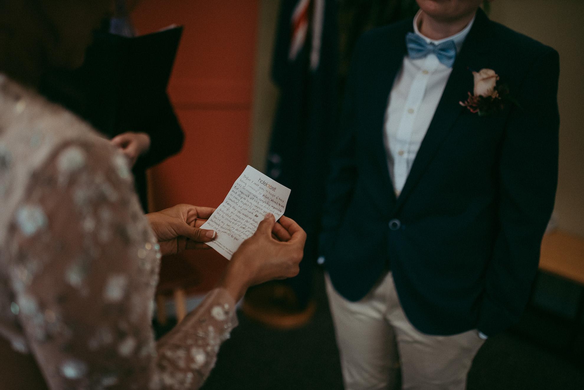 Auckland City Elopement {New Zealand wedding photographers}
