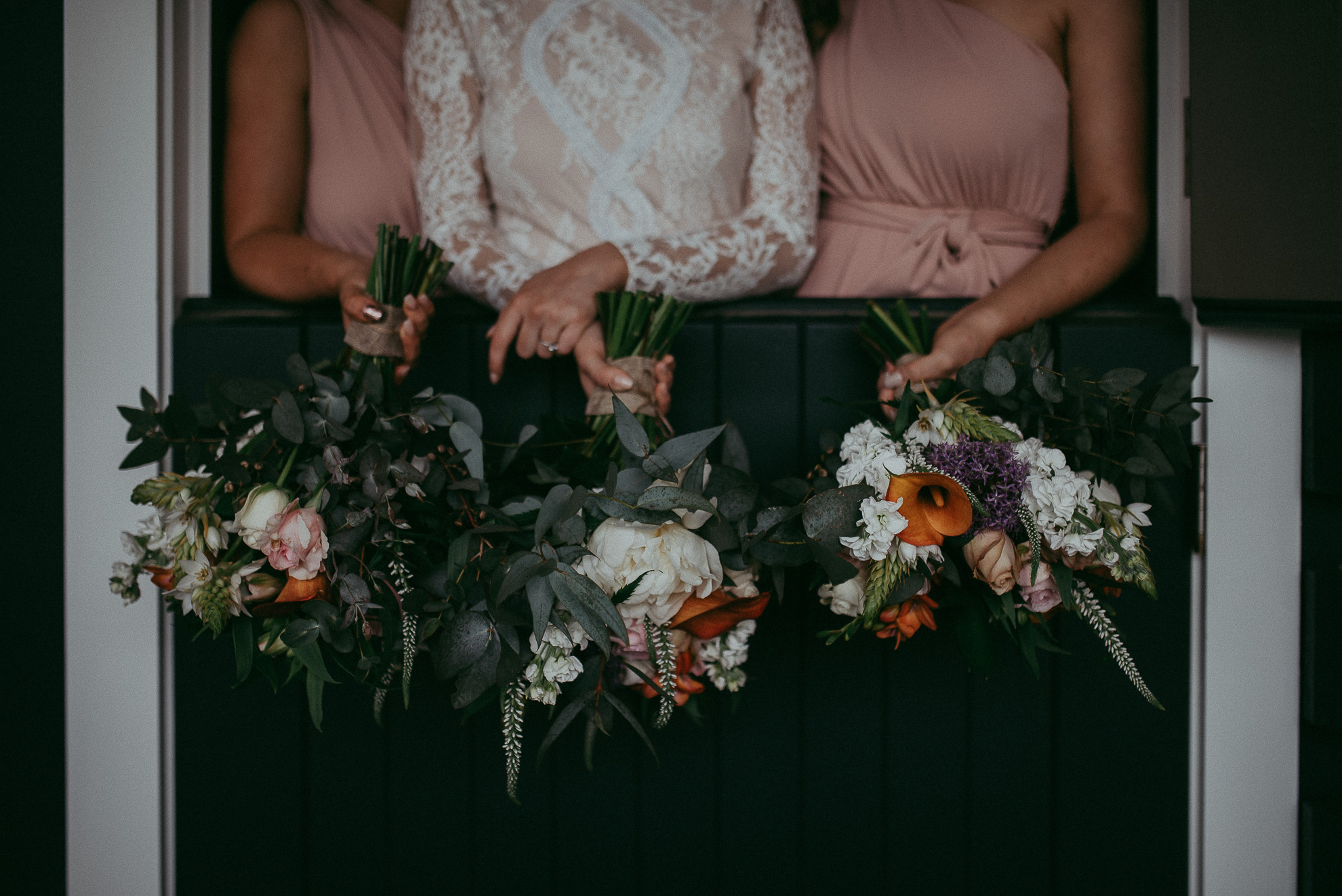 Kumeu - HU's Art Farm {Wedding photographers in West Auckland, New Zealand}