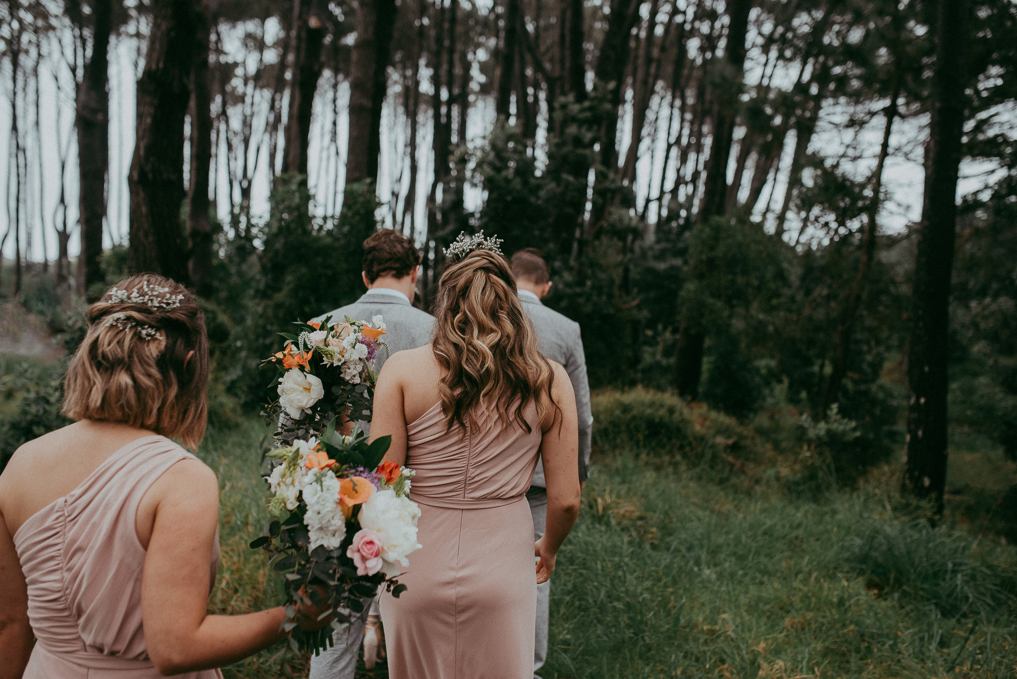 Woodhill Forest - Muriwai Beach {Aukland wedding photographer}