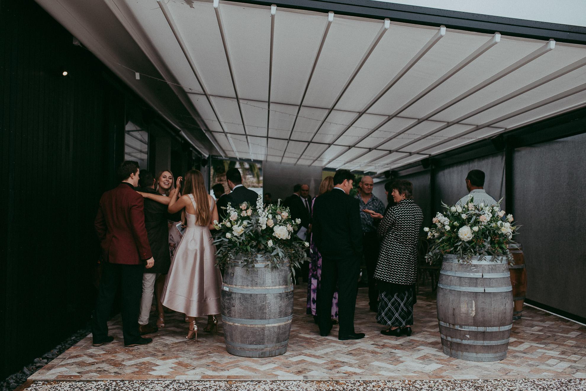The Hunting Lodge Winery {Kumeu wedding photographers}