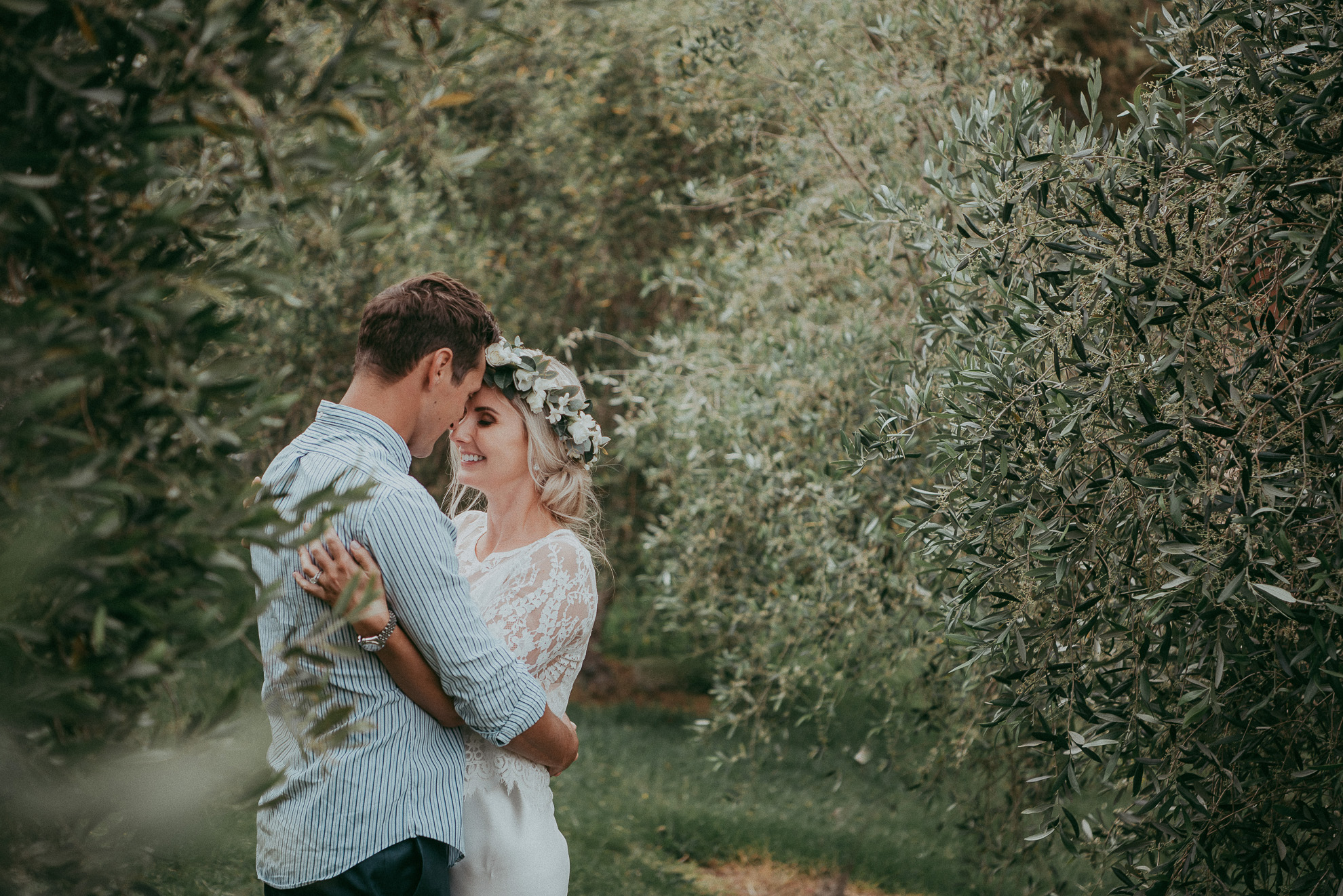 Waiheke Island cosy wedding {Weddings photographers in Auckland - New Zealand}
