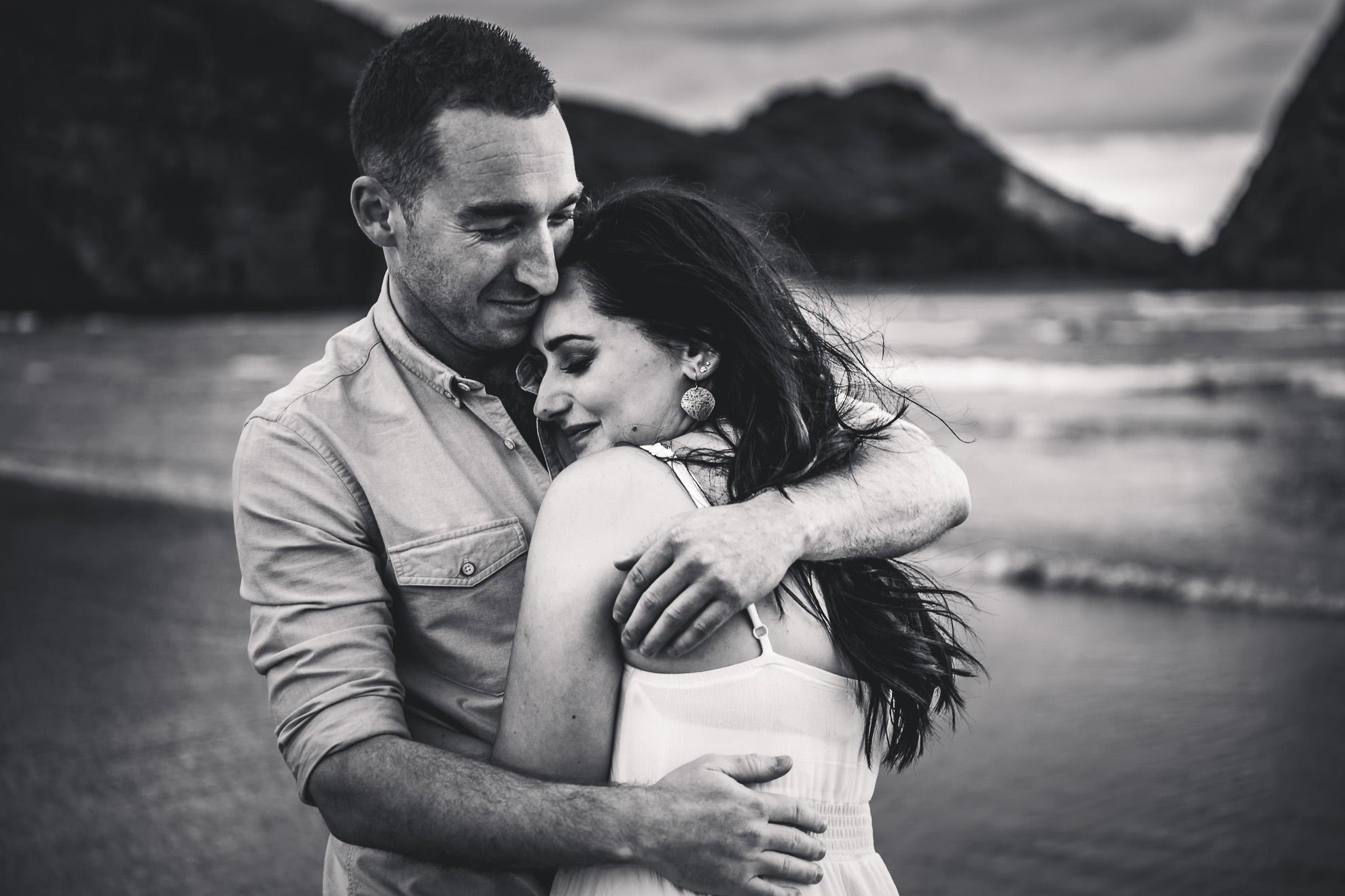 Piha Beach Pre-wedding   engagement session {Auckland wedding photographer - New Zealand}