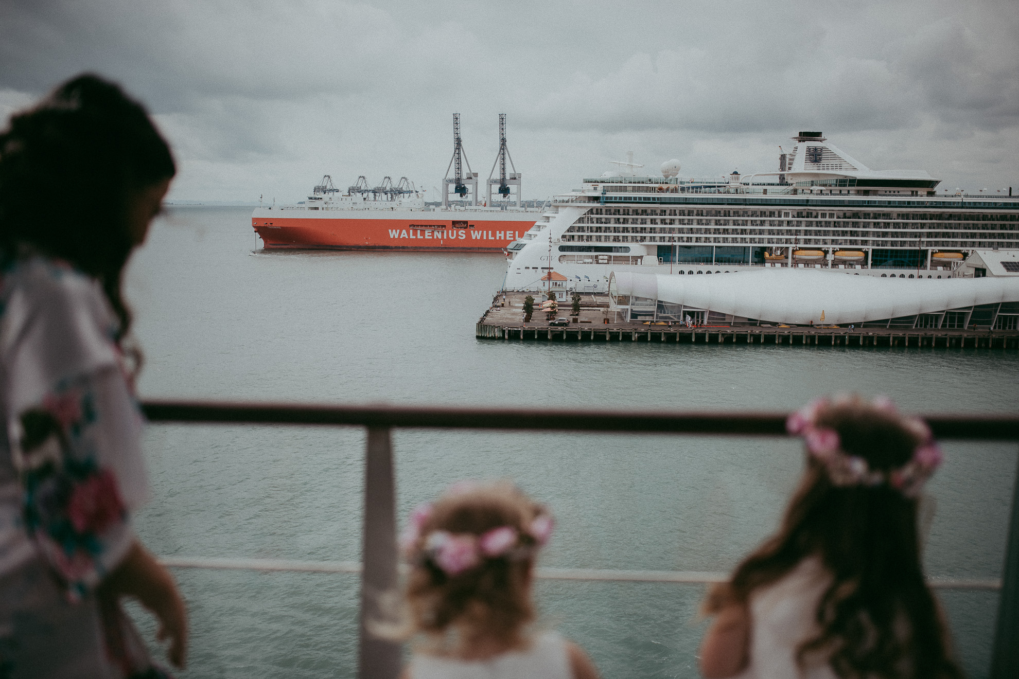 Auckland City - Sails wedding {New Zealand weddings photographers} Hilton