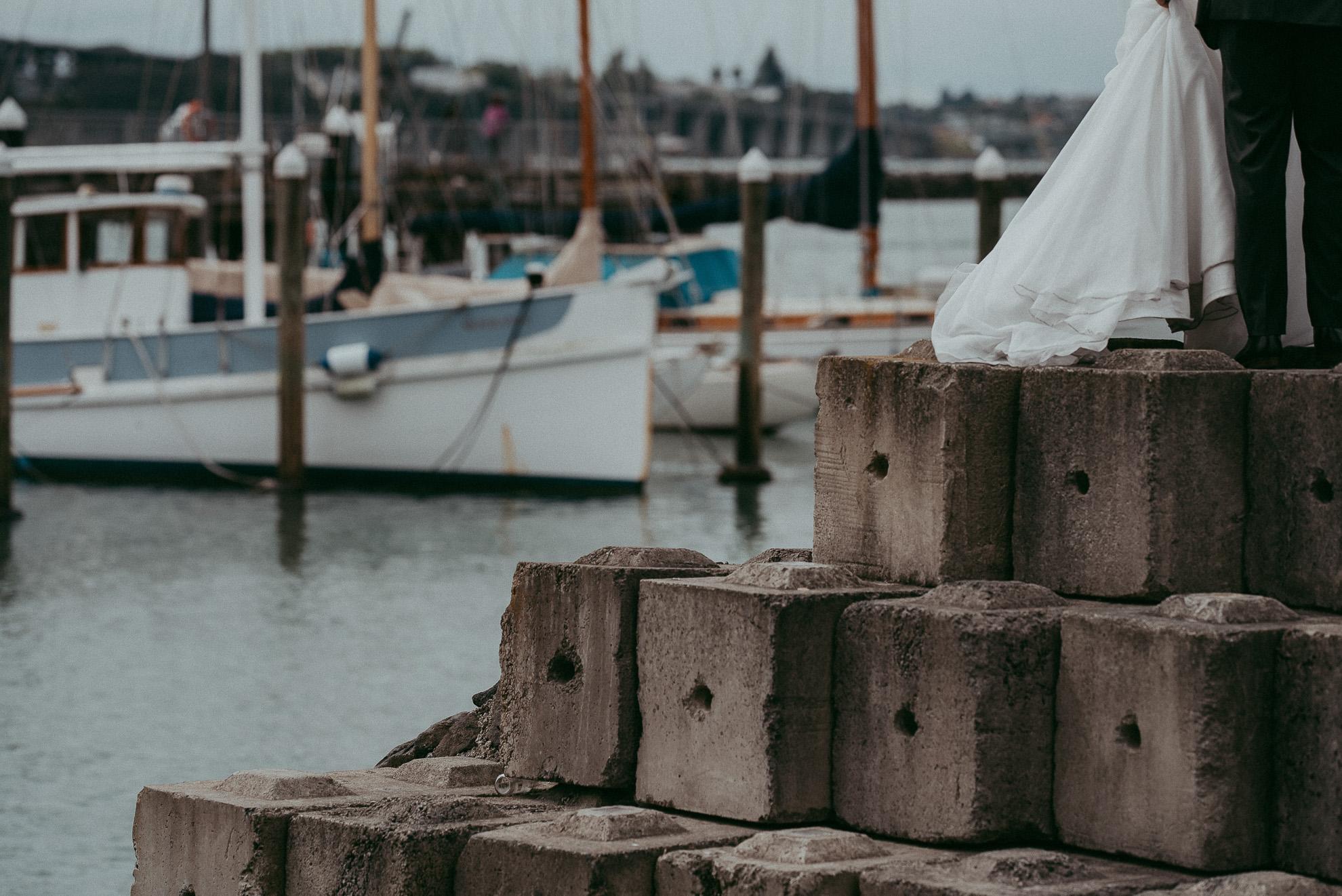 Auckland City wedding - candid documentary first wedding photographer