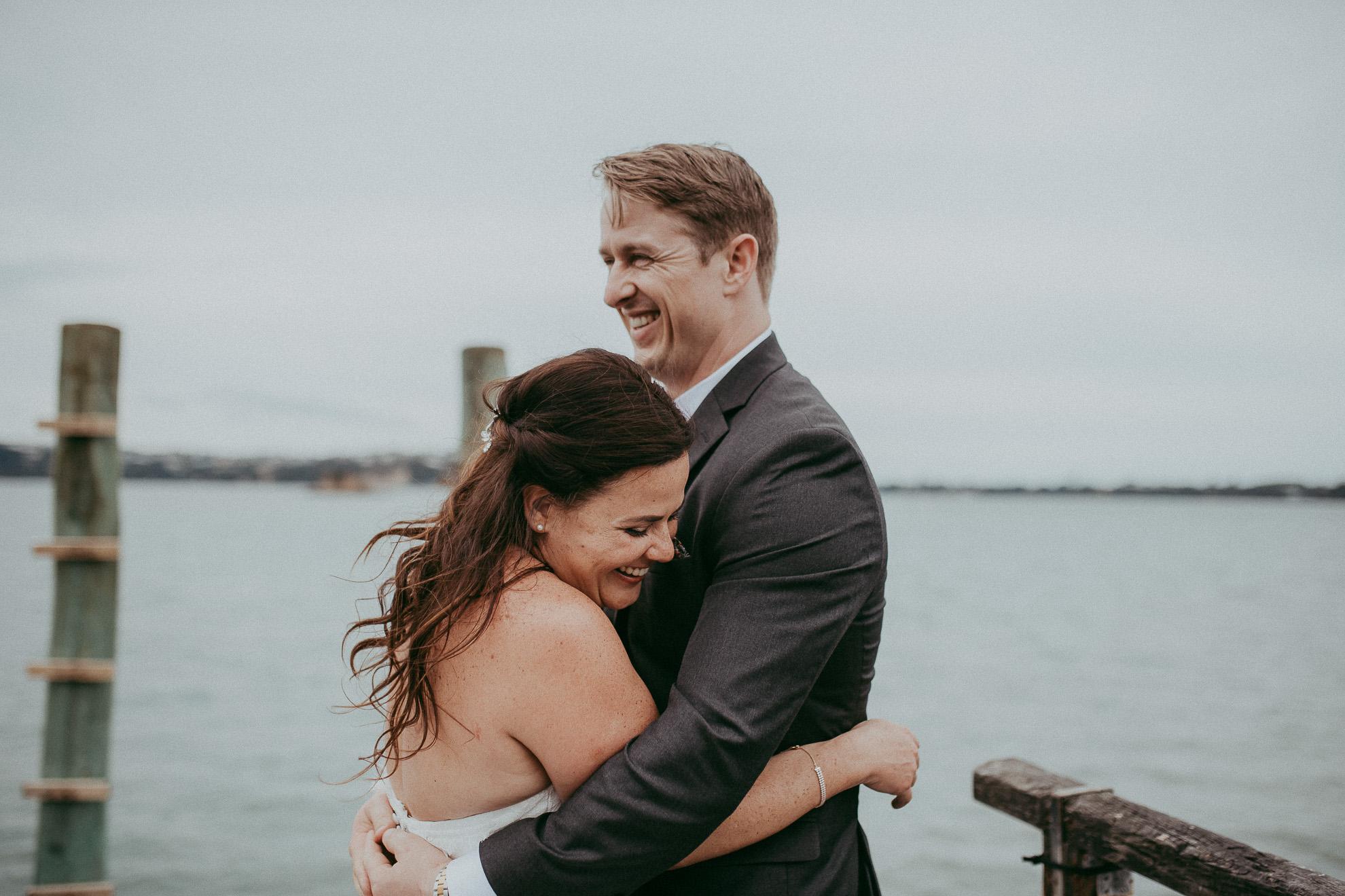 Auckland City wedding - candid documentary first weddings photographers