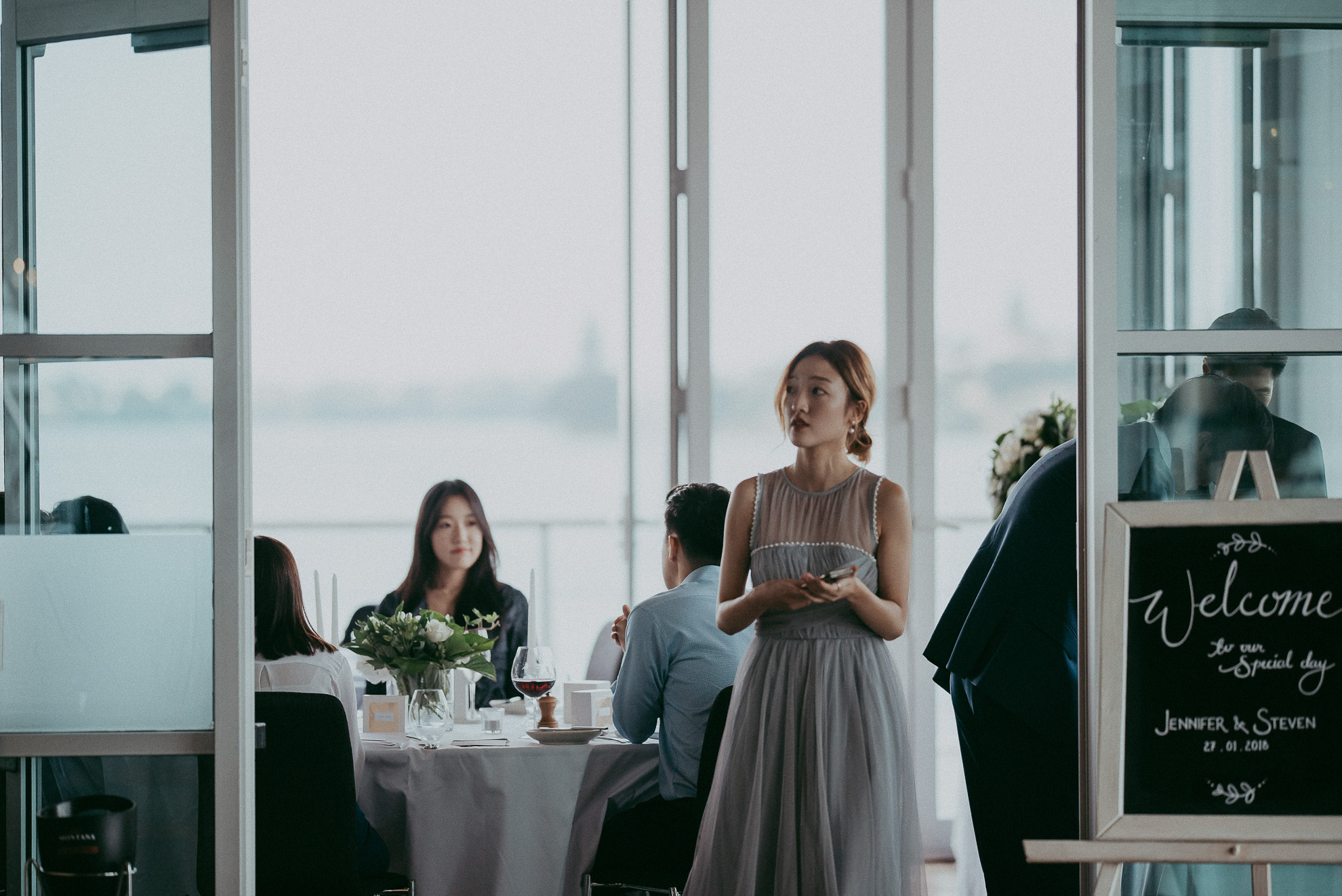 Hilton - Fish {Auckland City - New Zealand wedding photographers}