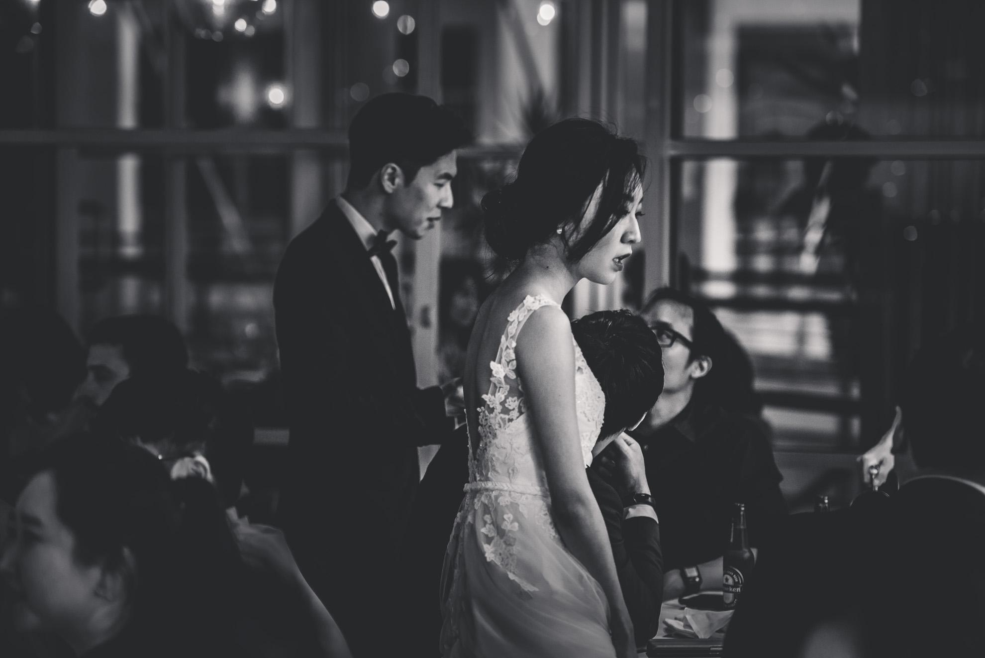 Hilton - Fish {wedding photographer in Auckland}