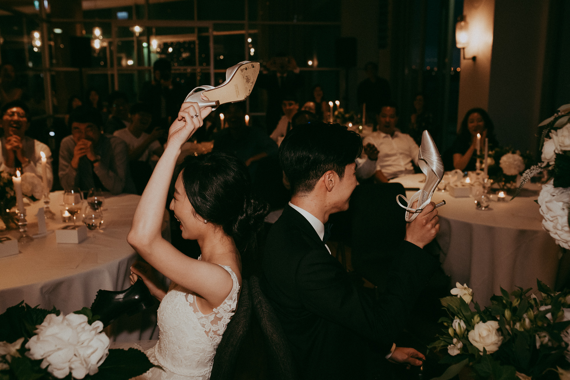Hilton - Fish {wedding photographer in New Zealand}
