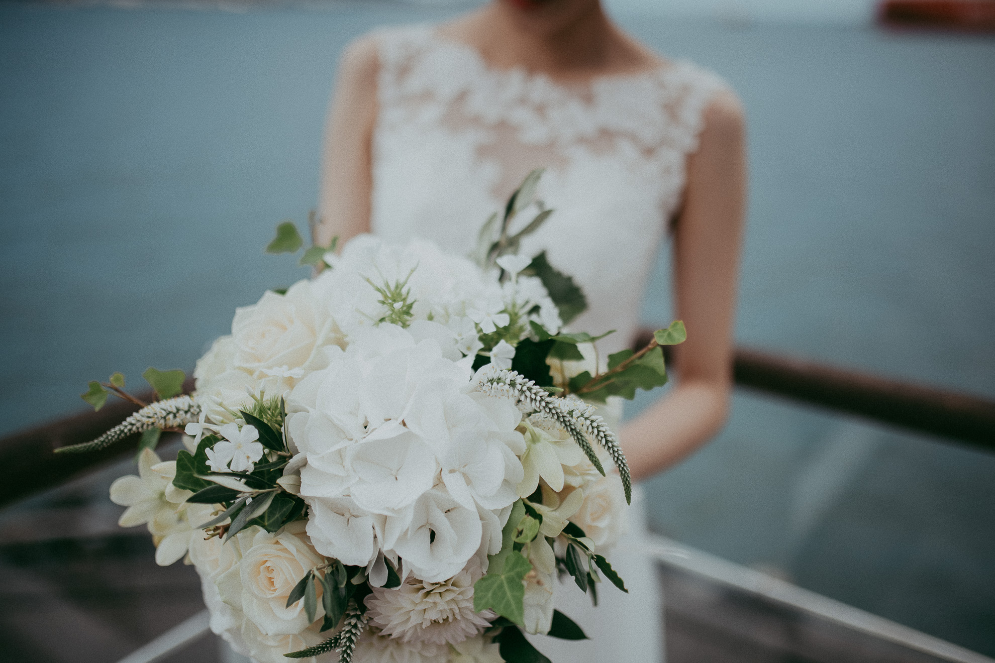 Hilton - Fish {Auckland City - New Zealand wedding photographers}
