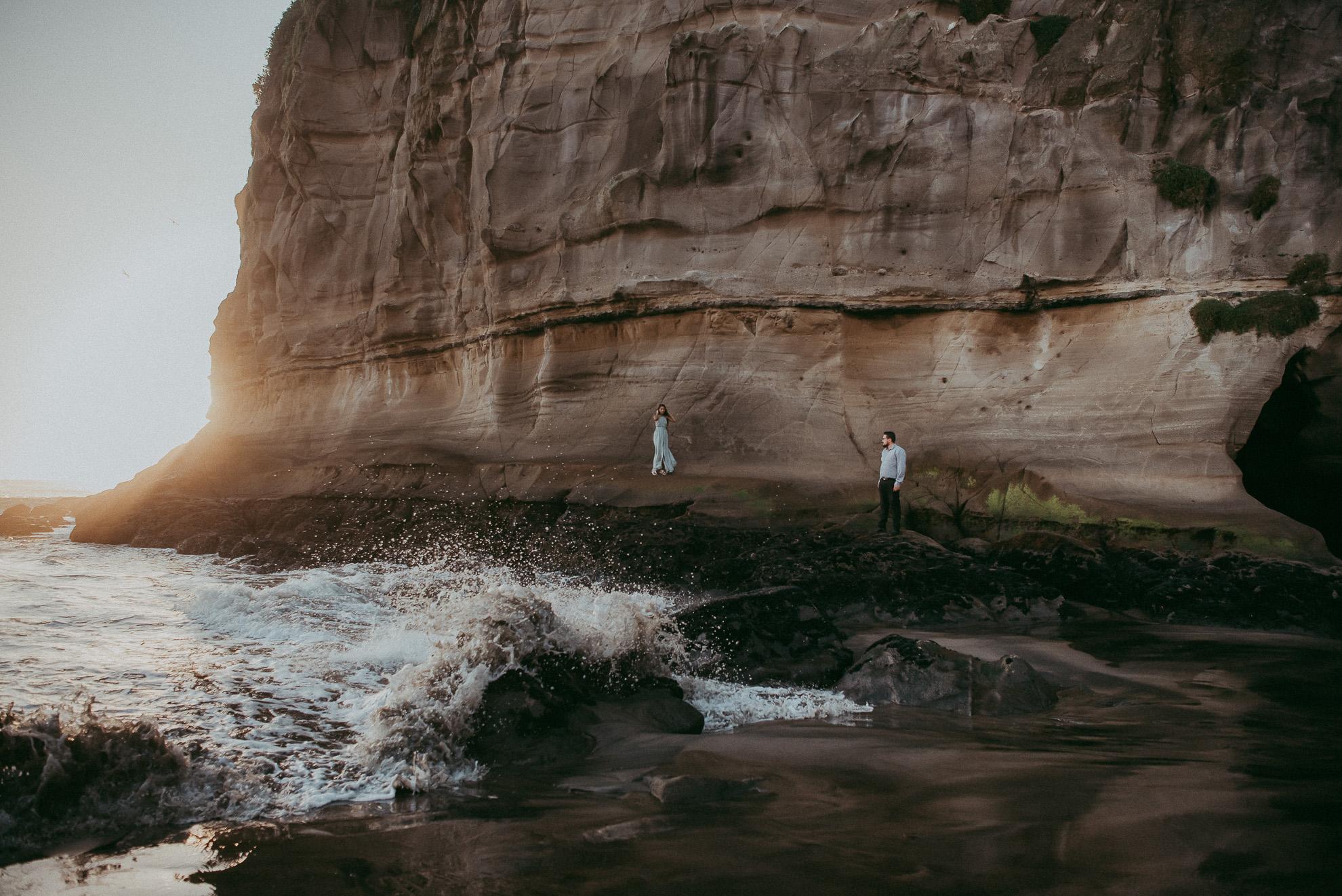 Dyvia & Gino , Muriwai Beach