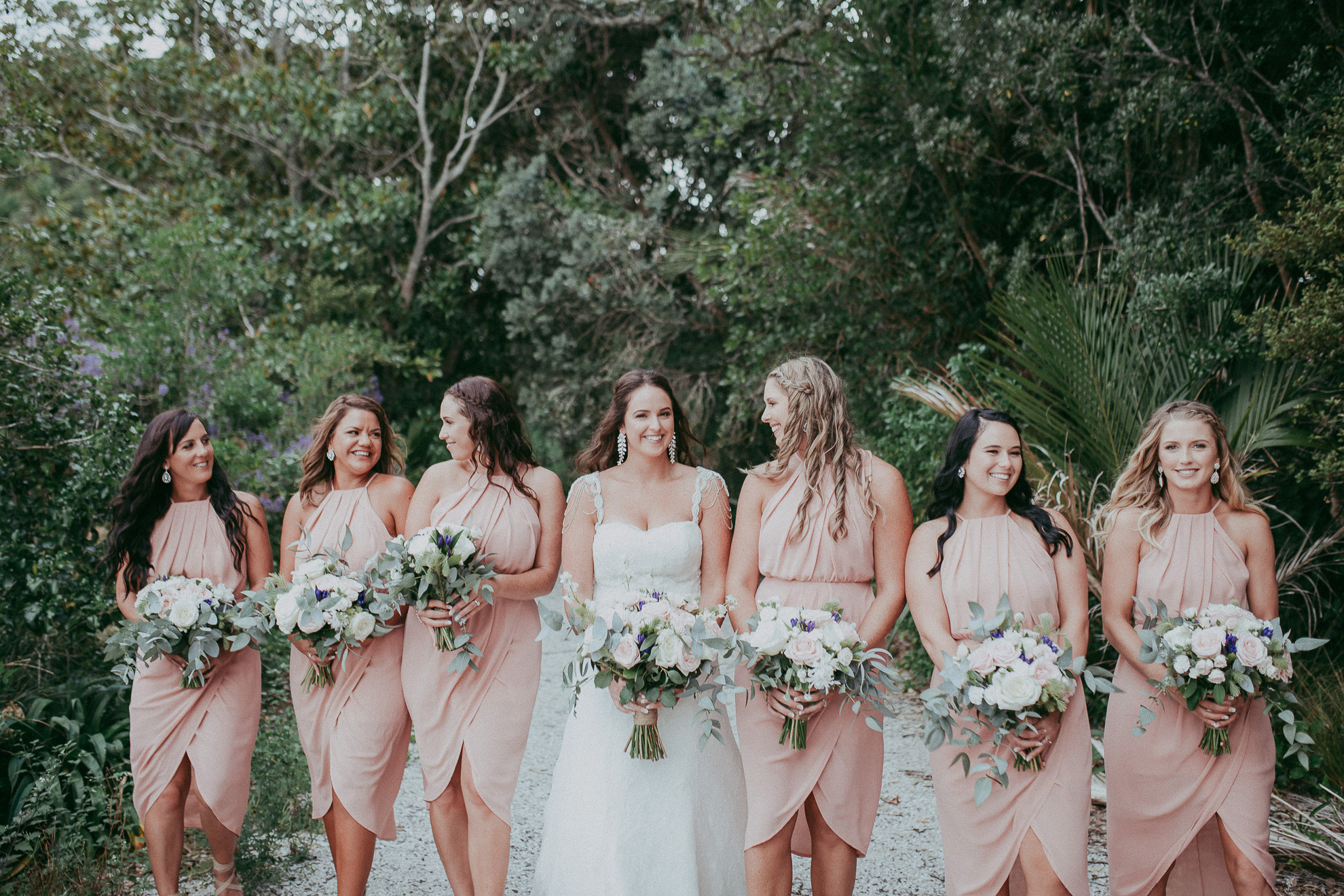 North Auckland Farm Wedding: Sophia and Jethro {New Zealand weddings photographer} Wenderholm