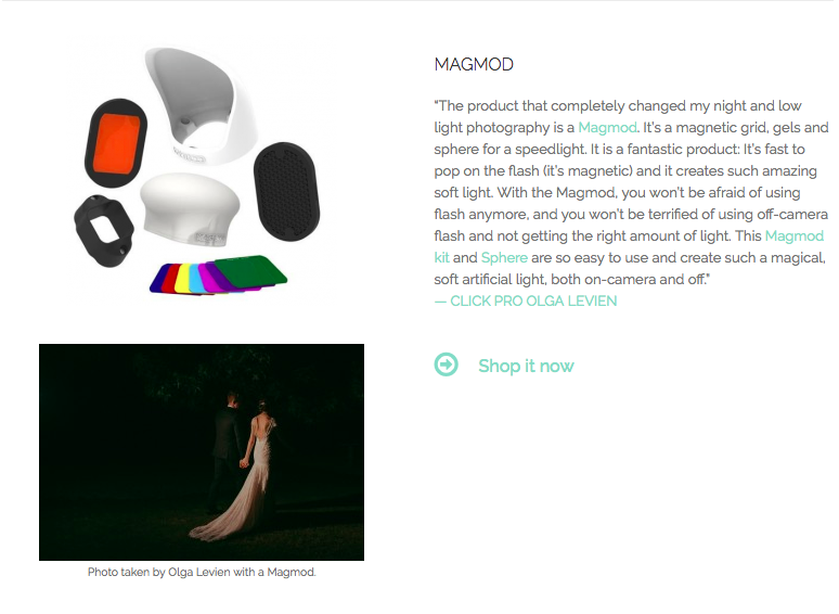 Magmod - a life changing photography products {Auckland wedding photographer}