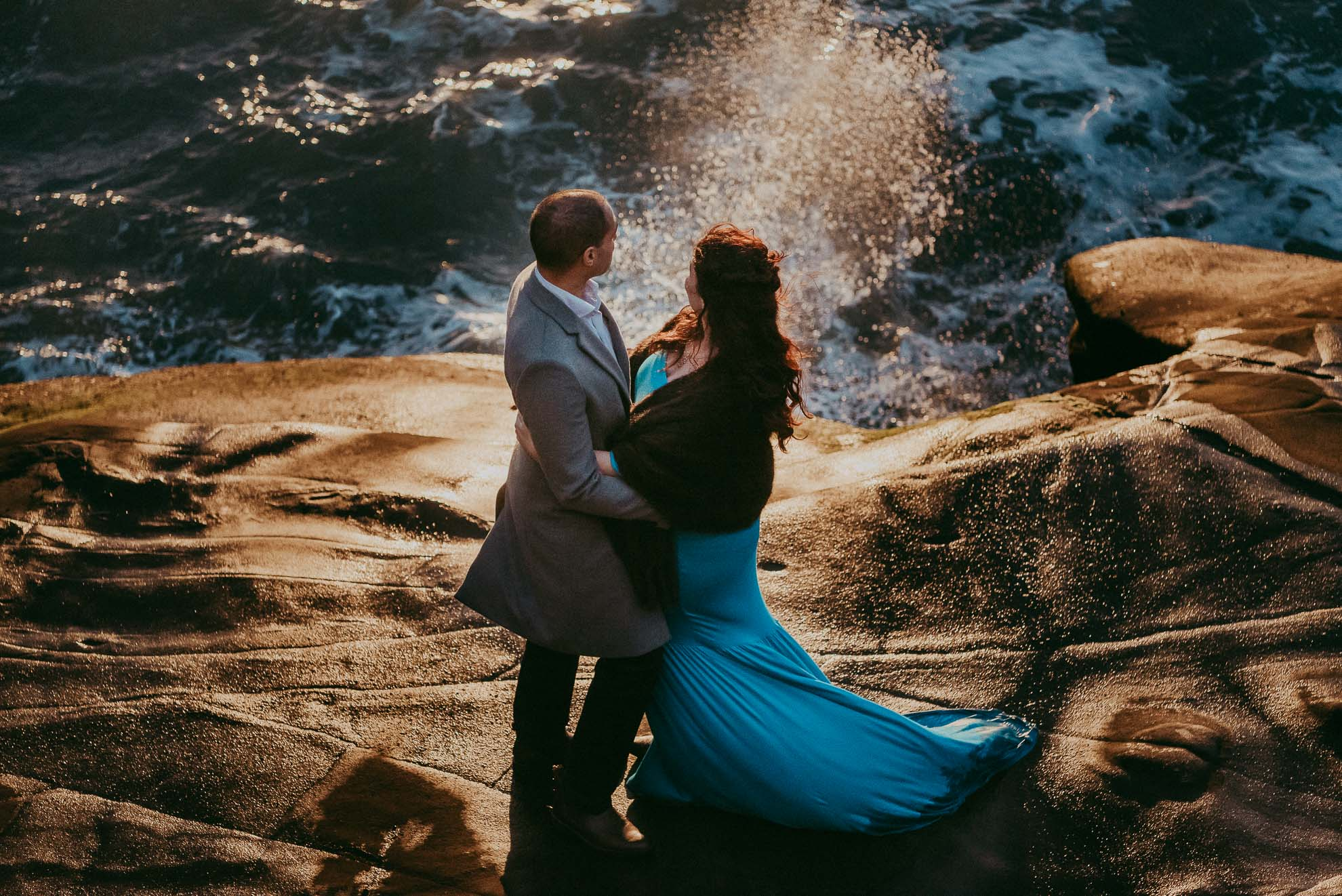 Winter maternity session in Auckland {New Zealand wedding-family photographer}