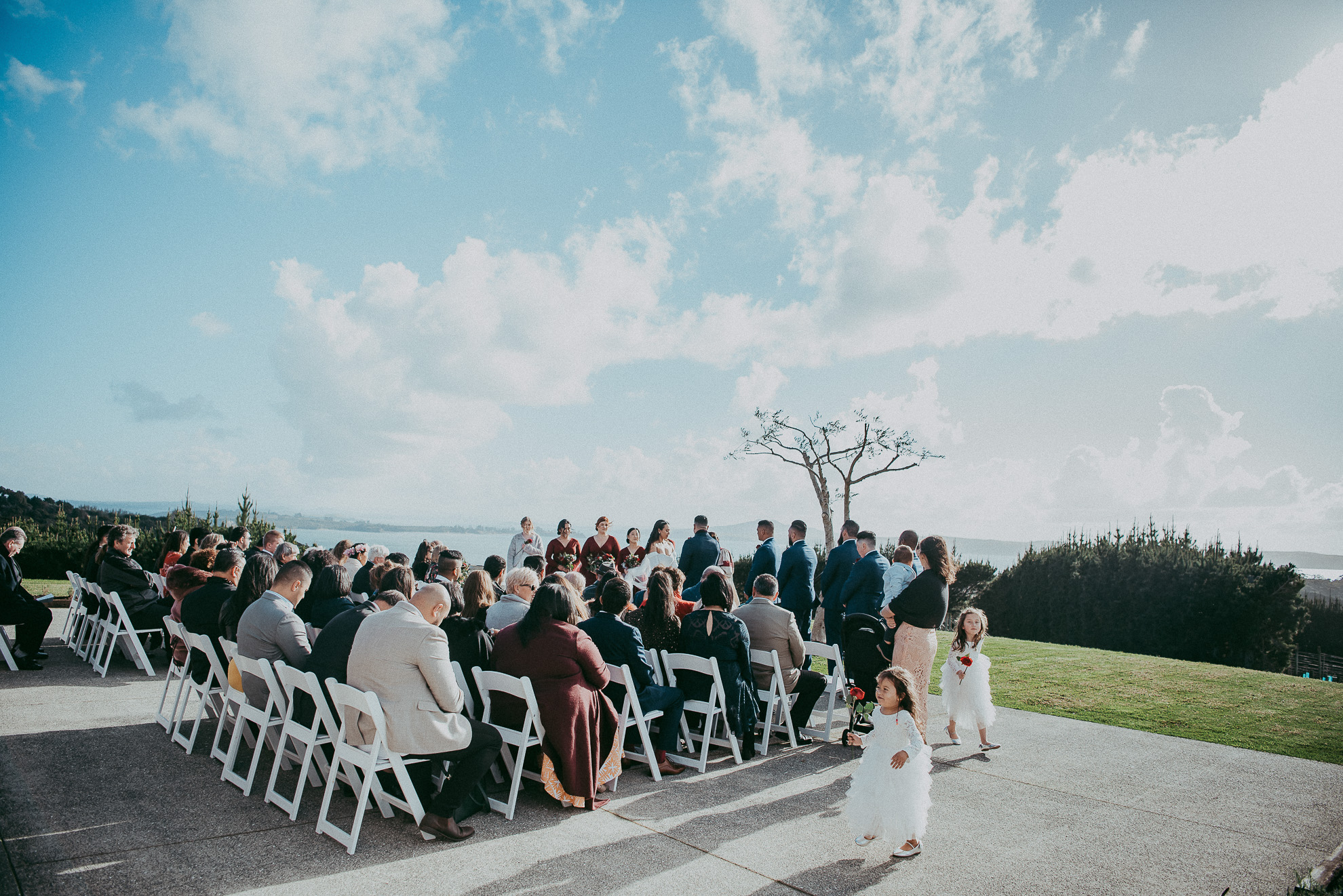 Mudbrick - Waiheke Island {Auckland wedding photographers}
