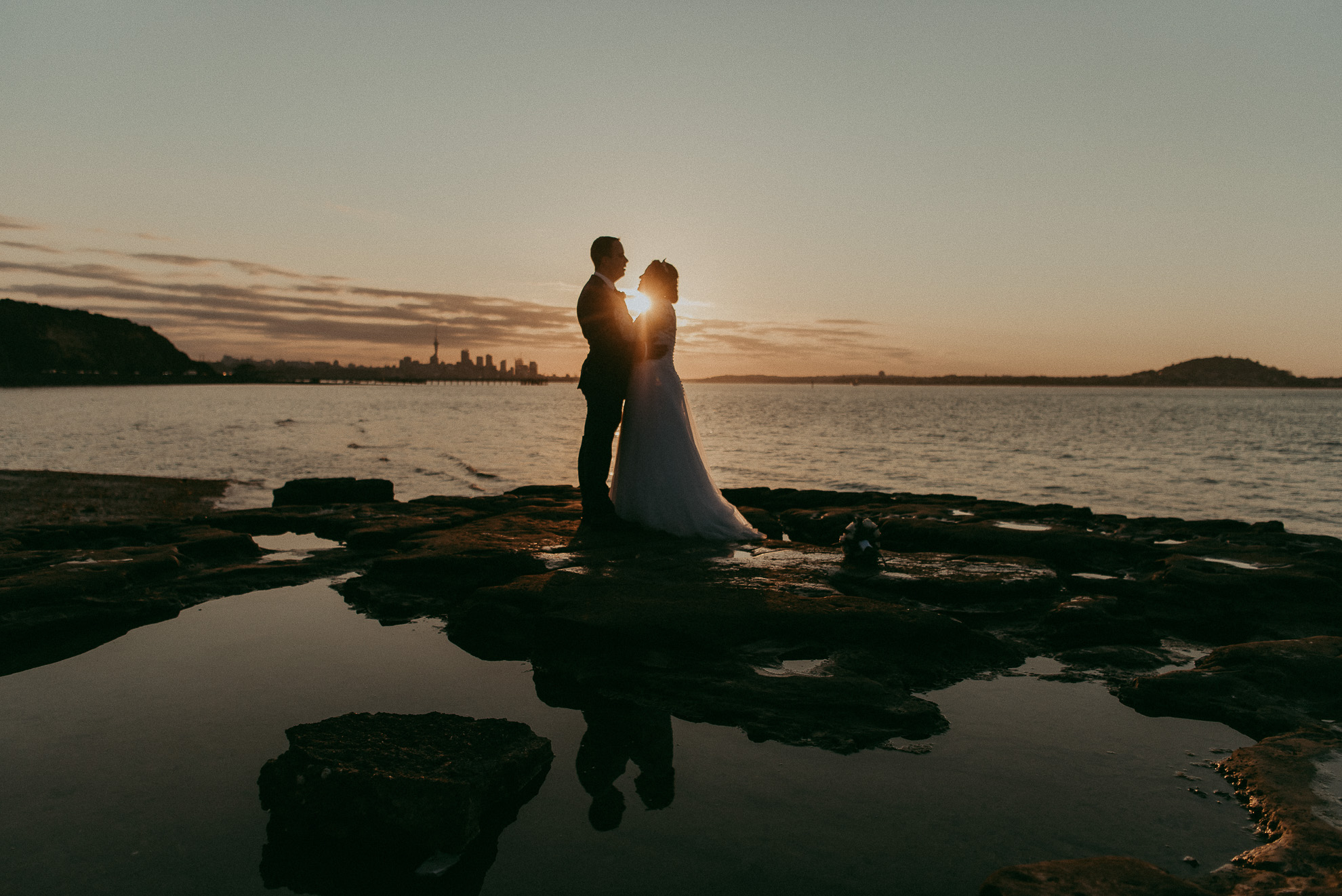 5 Five Knots + Domain {Auckland wedding photographer}