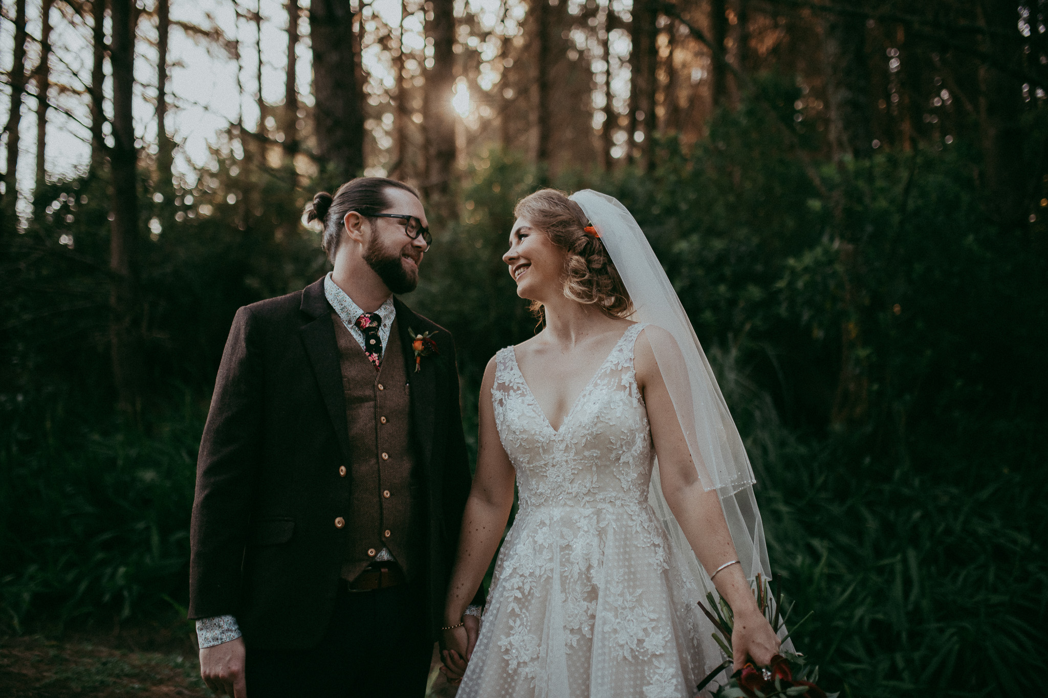 Lauren & Damon , Kumeu Valley Estate