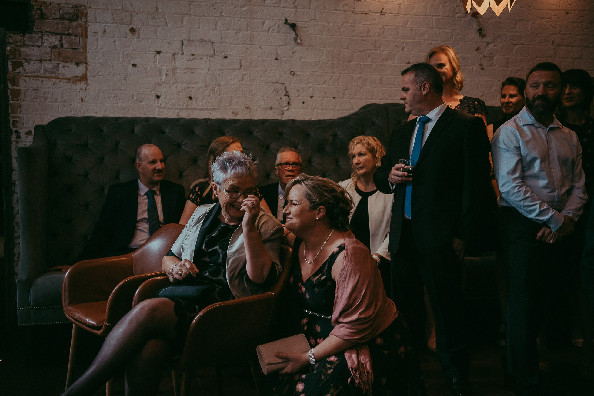 Everybody's - Auckland City candid wedding photographer