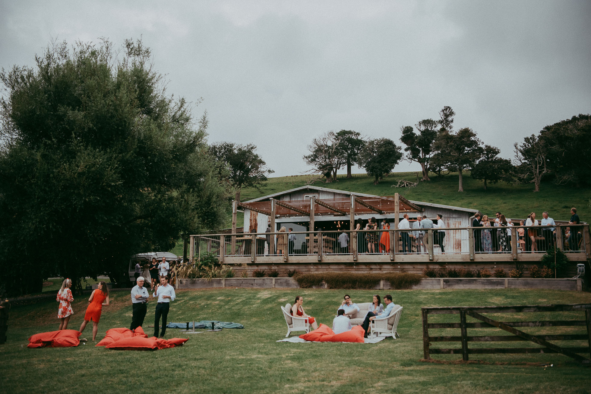 Nocton Woodshed in Clevedon {Auckland wedding photographers}
