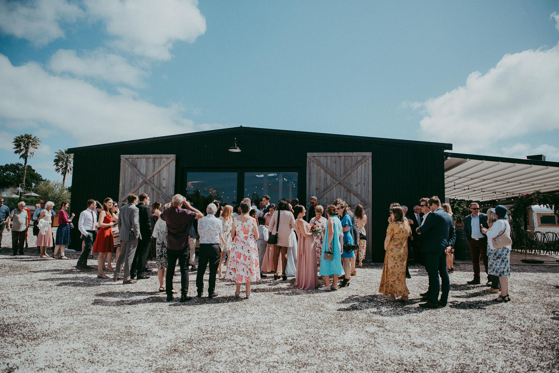 The Hunting Lodge {West Auckland wedding photographer}