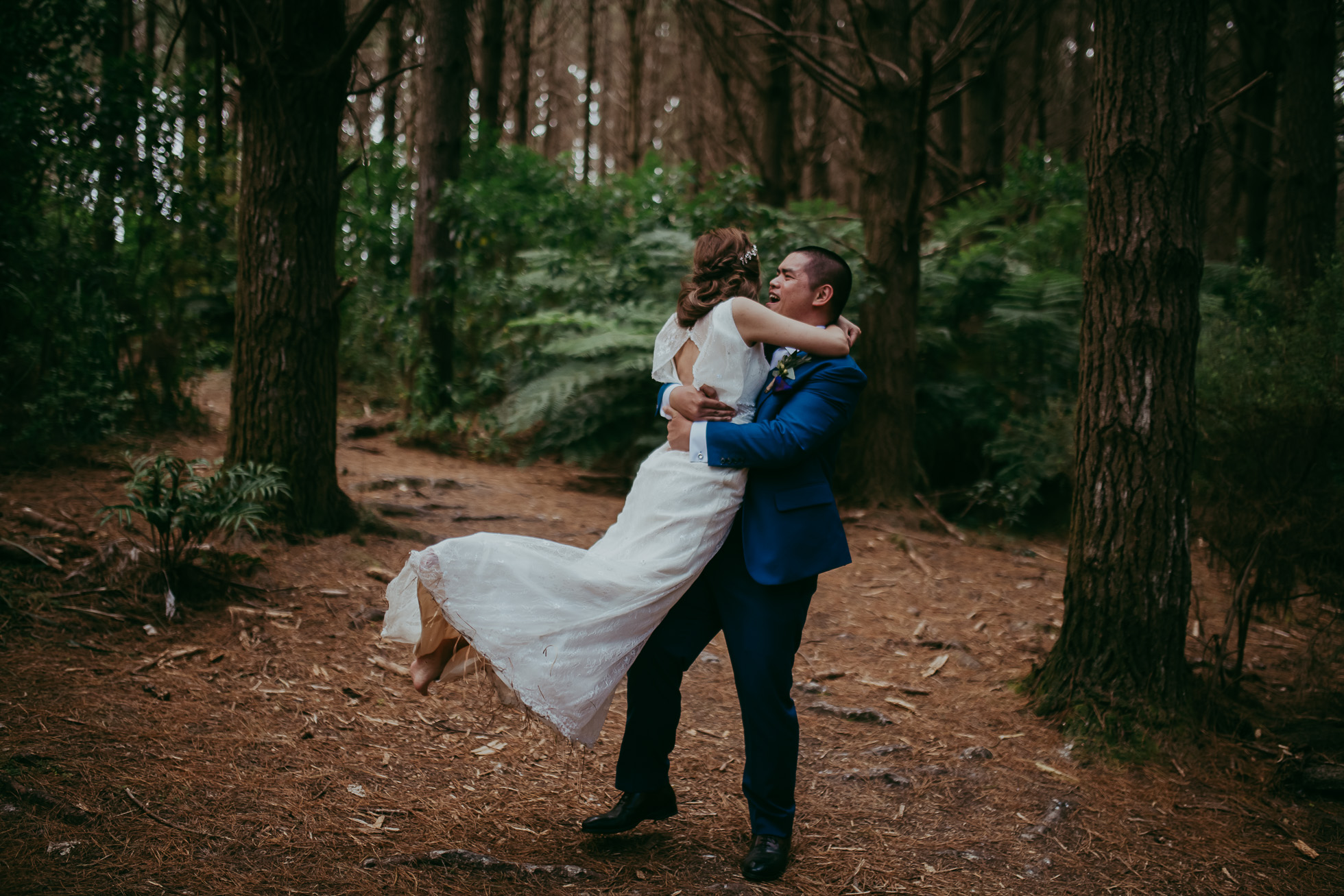 Auckland best wedding photographers