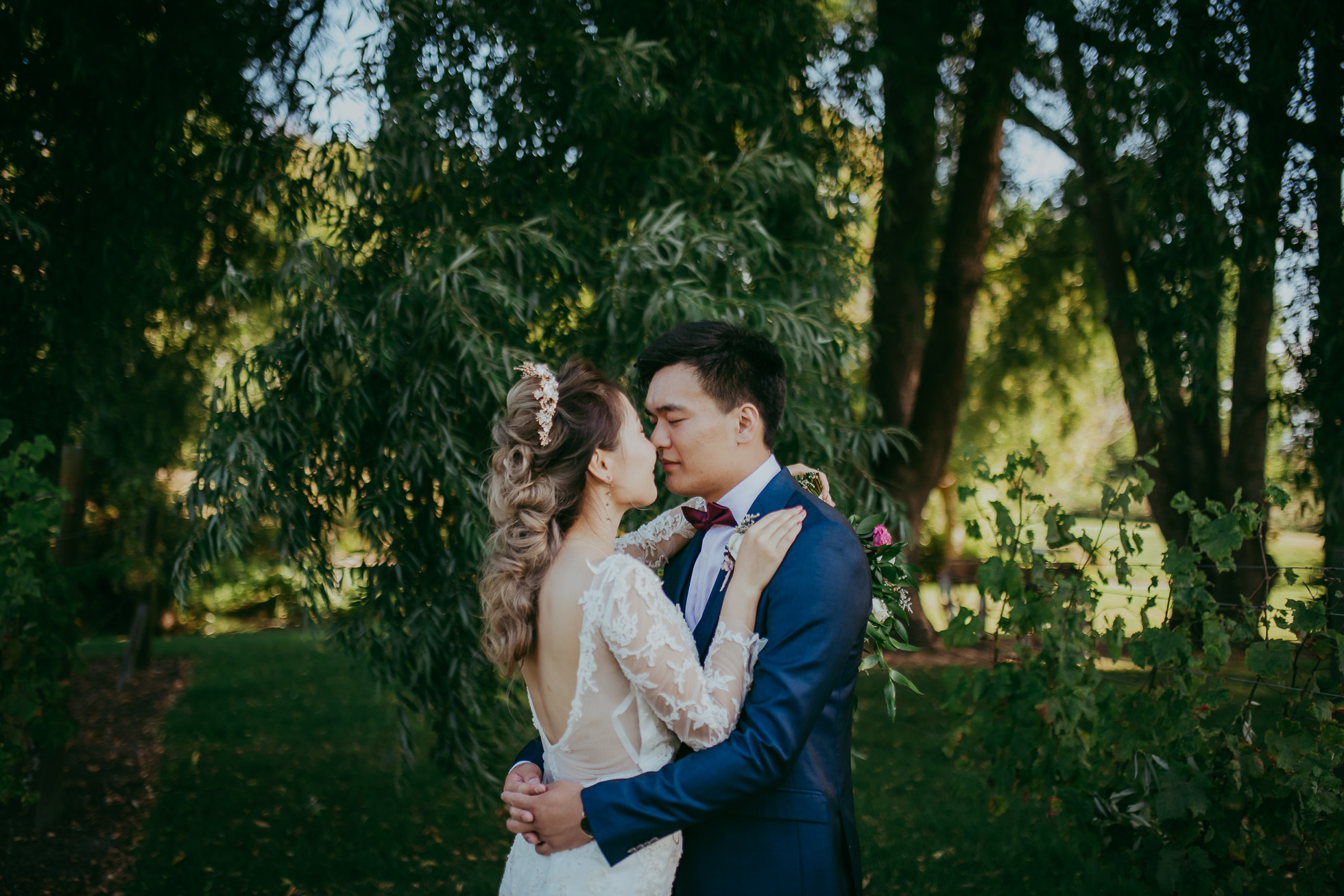 Auckland top wedding photographers