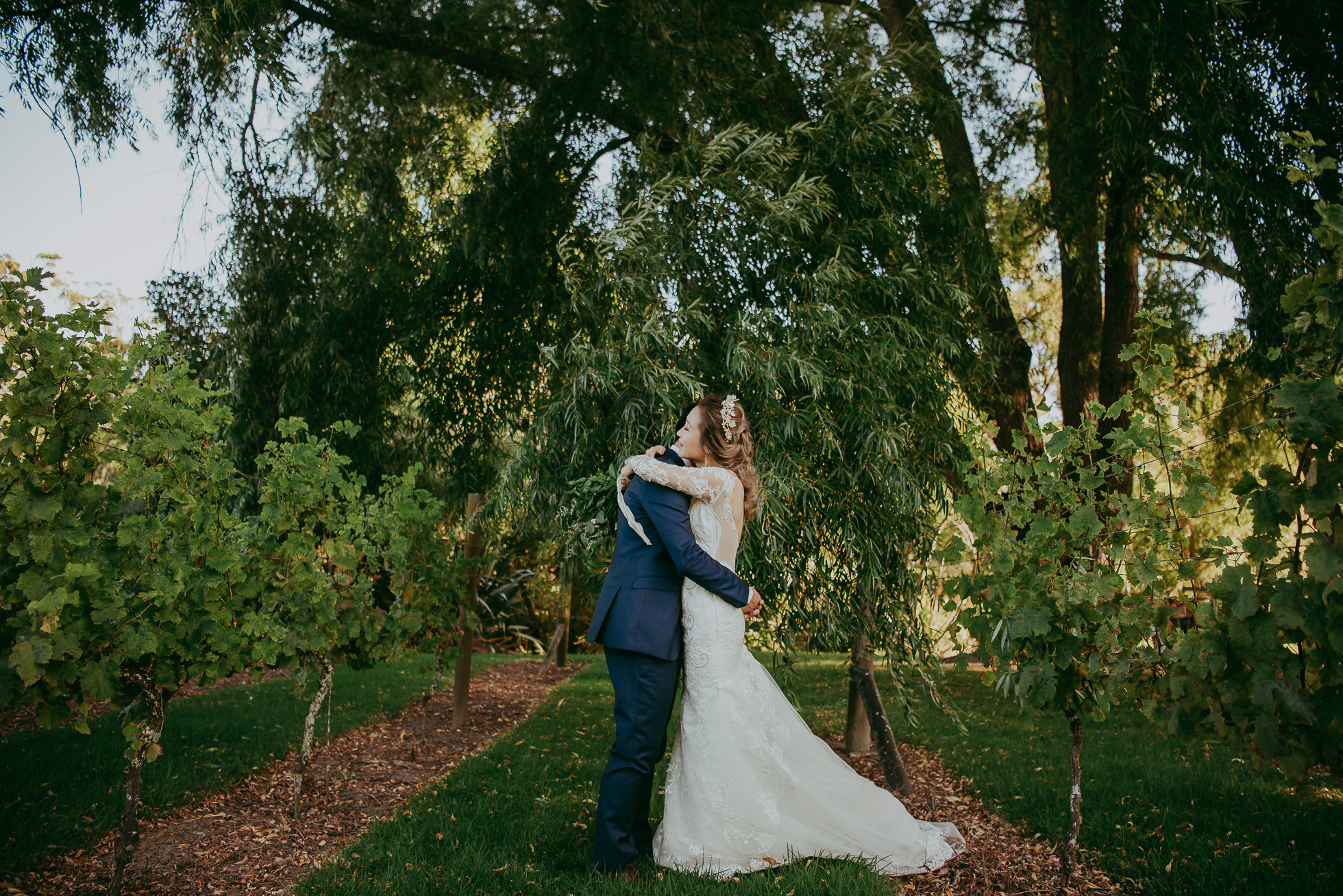 Gracehill Vineyard Estate {Auckland wedding photographers}