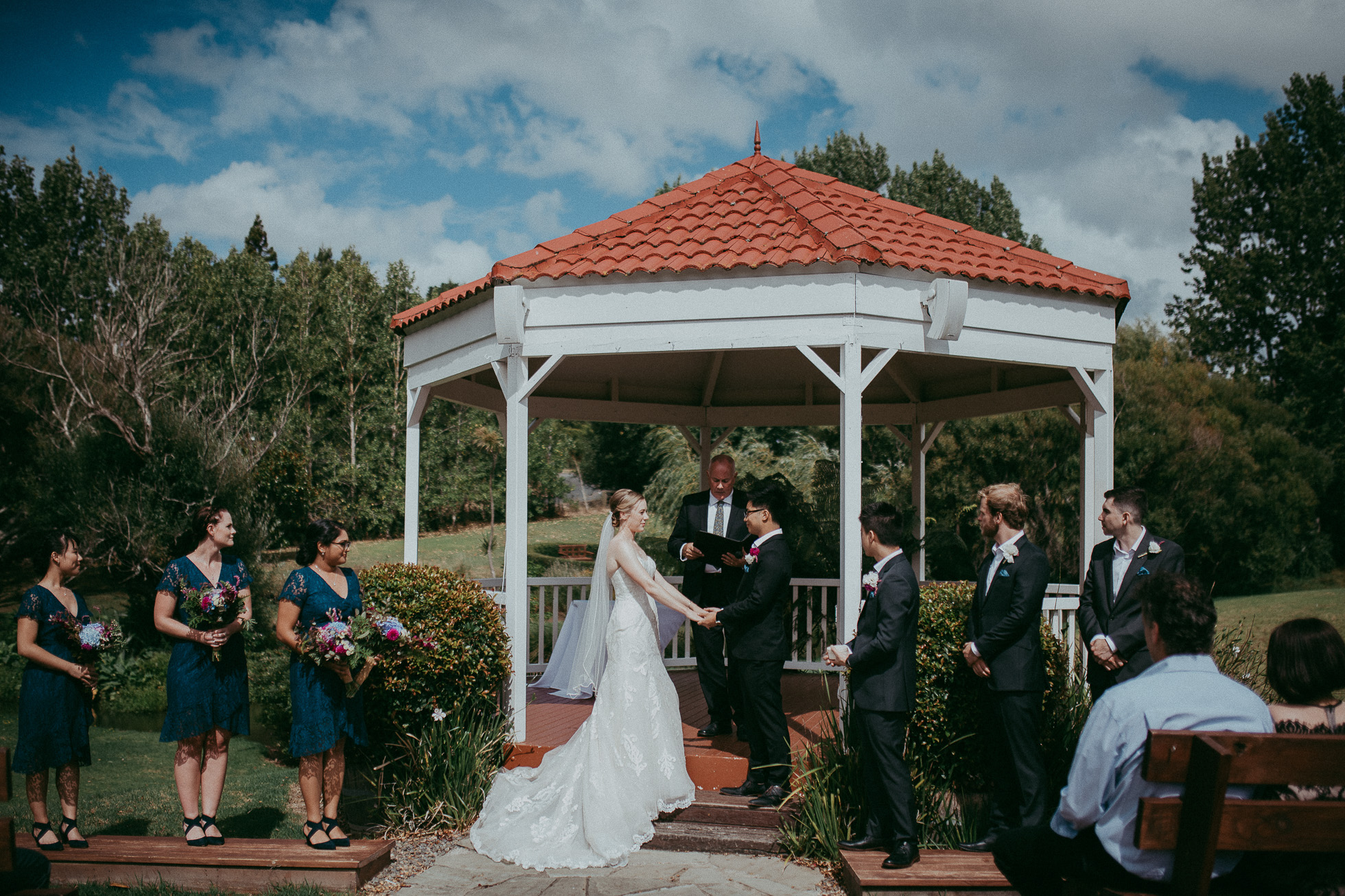 Gracehill Vineyard Estate {West Auckland wedding photographers}