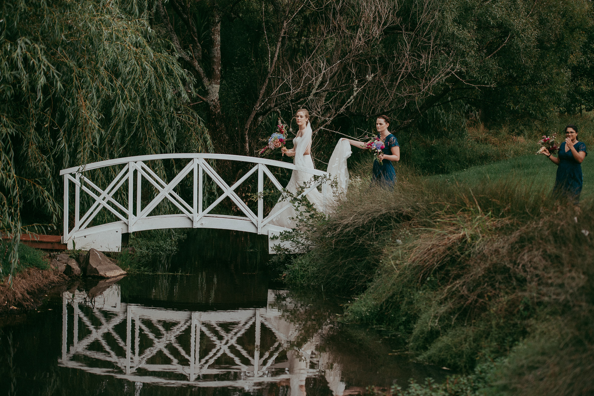 Gracehill Vineyard Estate {West Auckland wedding photographer}