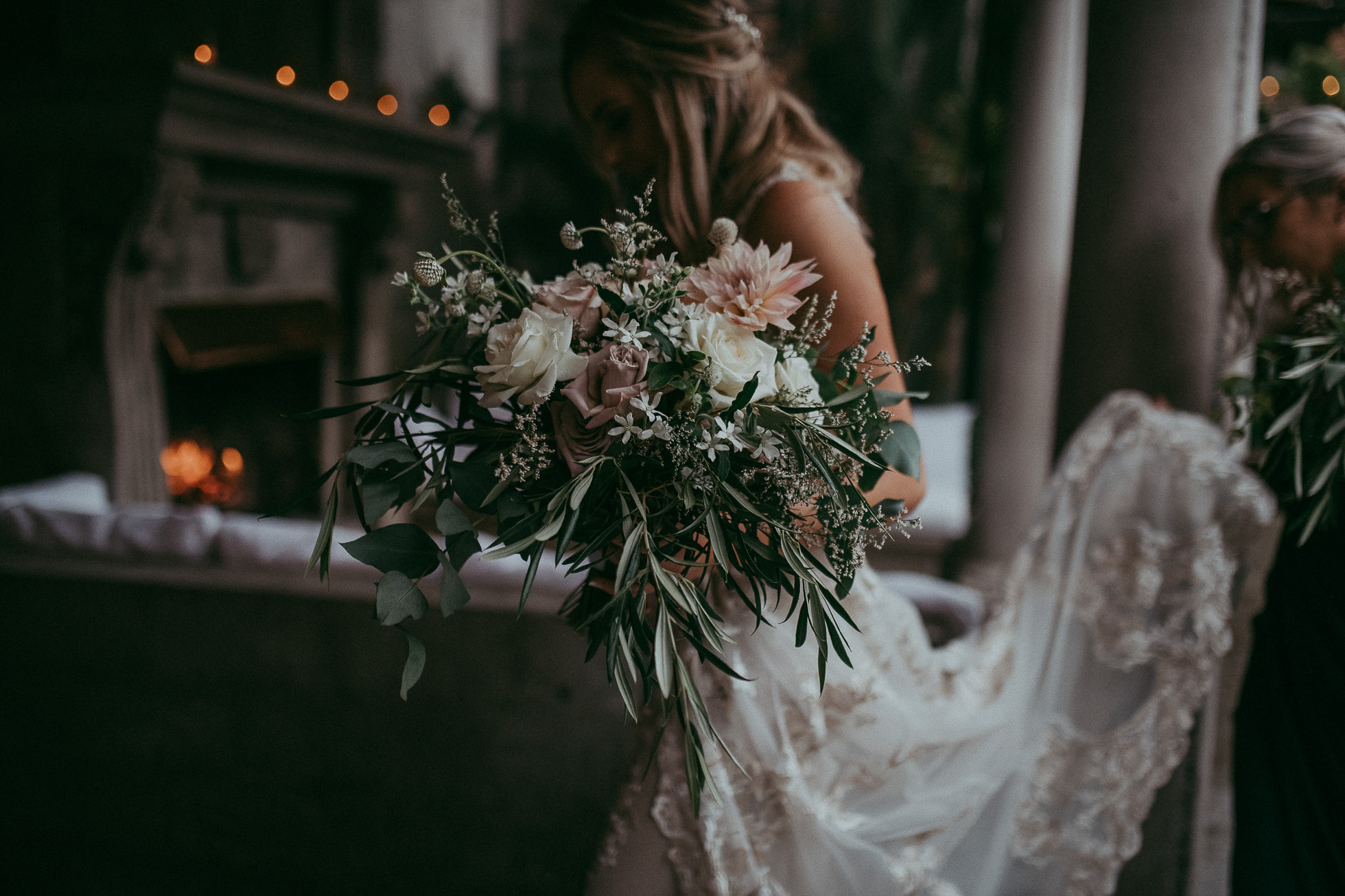 Rainy day wedding in Mantells {weddings photography in Auckland}