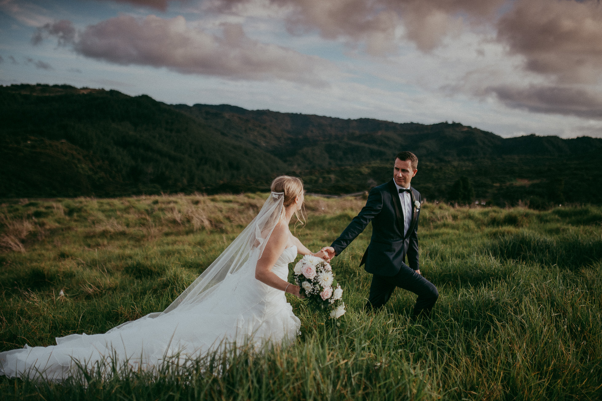 Kourawhero Estate {North Auckland wedding photographer}