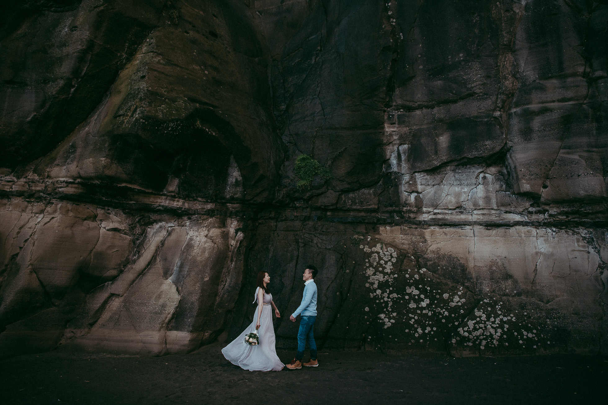Auckland pre-wedding photographer