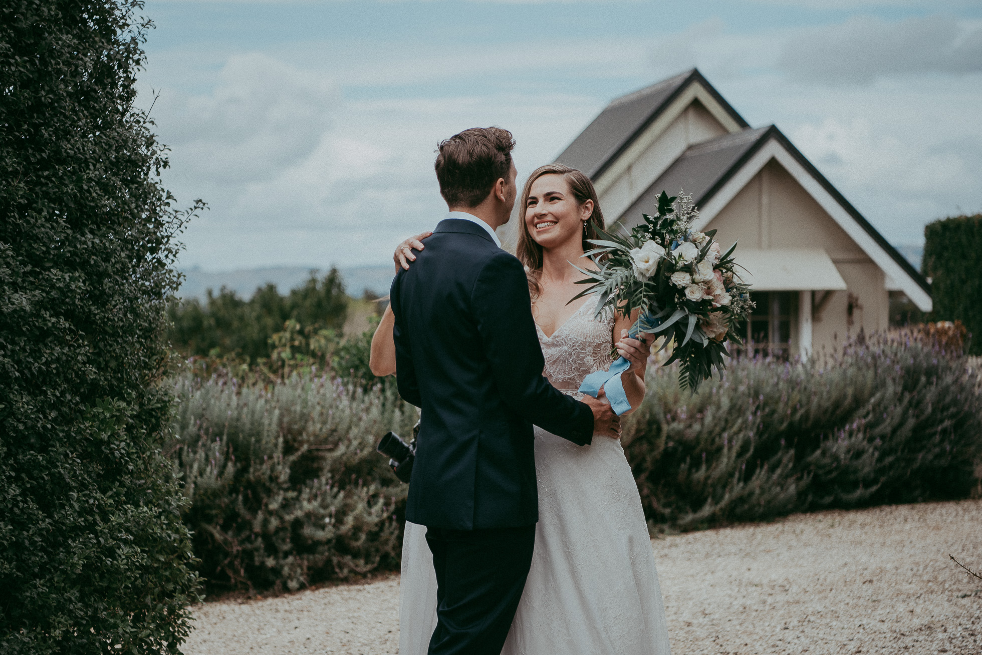 Hedges Estate {Auckland wedding photographers}