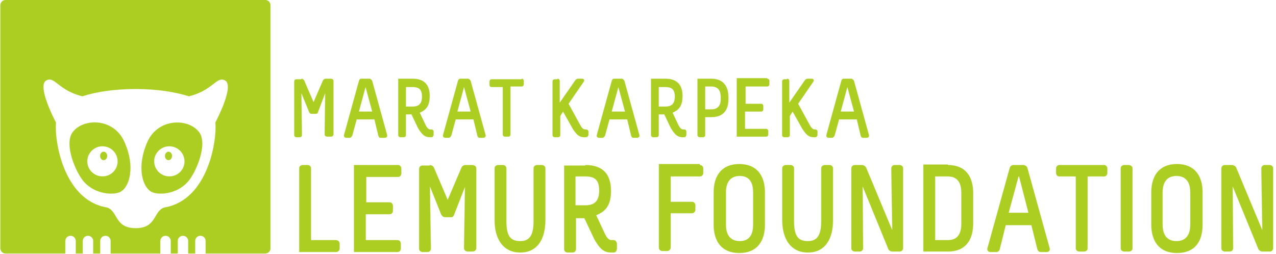 Marat Karpeka Lemur Foundation