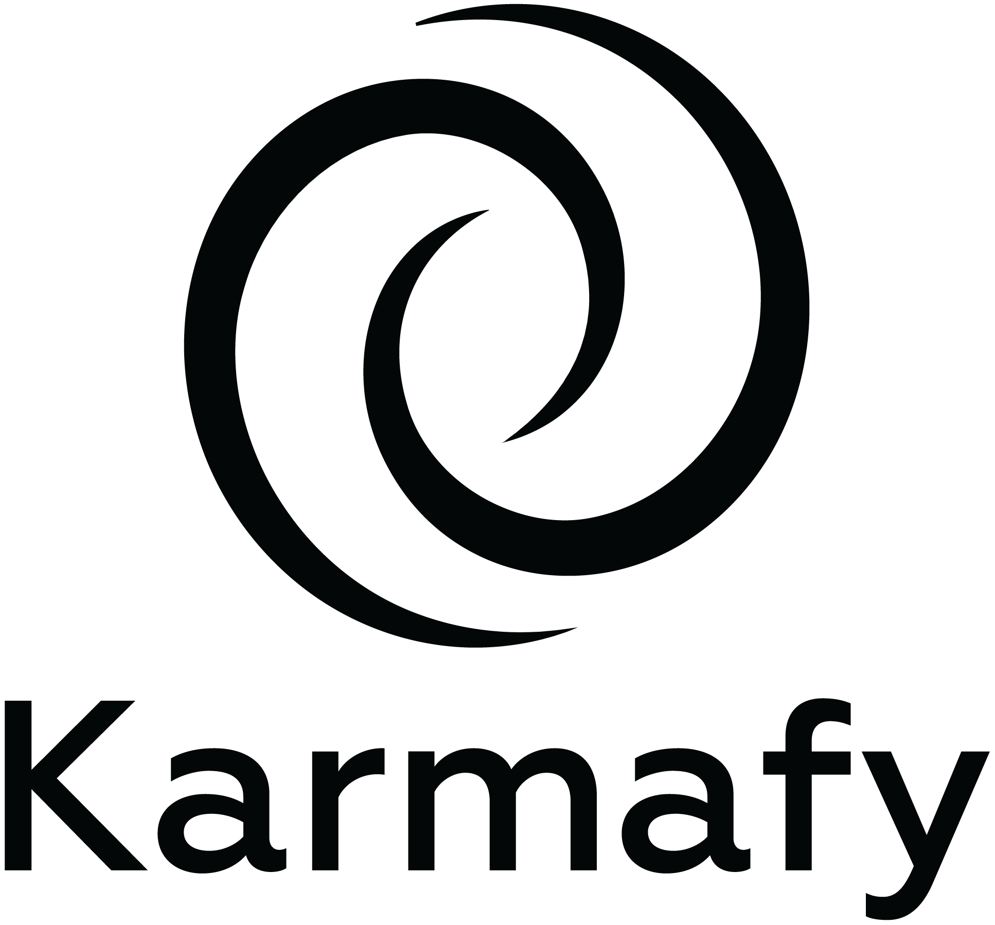 Karmafy logo square black cropped .png