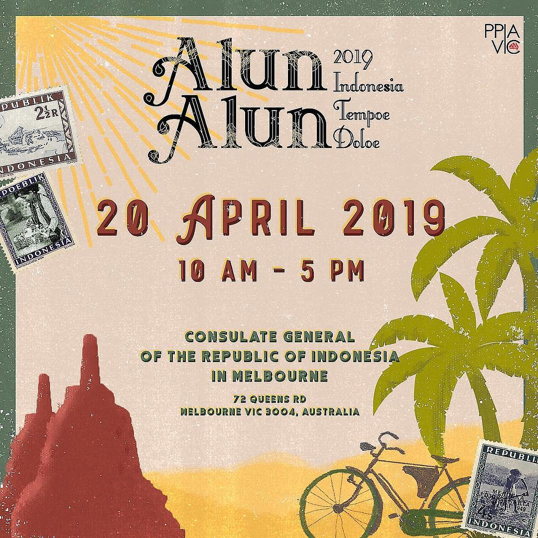 Consulate General of the Republic of Indonesia, Melbourne - 20 April 201972 Queens Rd, Melbourne VIC 3004