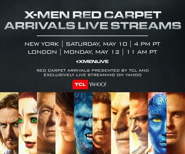 X-Men: Days of Future Past International Campaign - 20th Century Fox