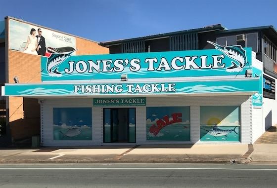 Jones's Tackle Brisbane