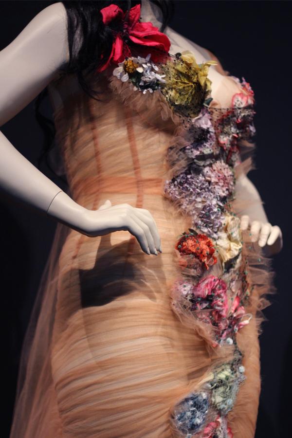 Jean Paul Gaultier NGV Lei Lady Lei