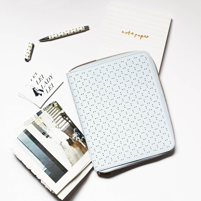 Kikki-K Perforated Trend Lei Lady Lei