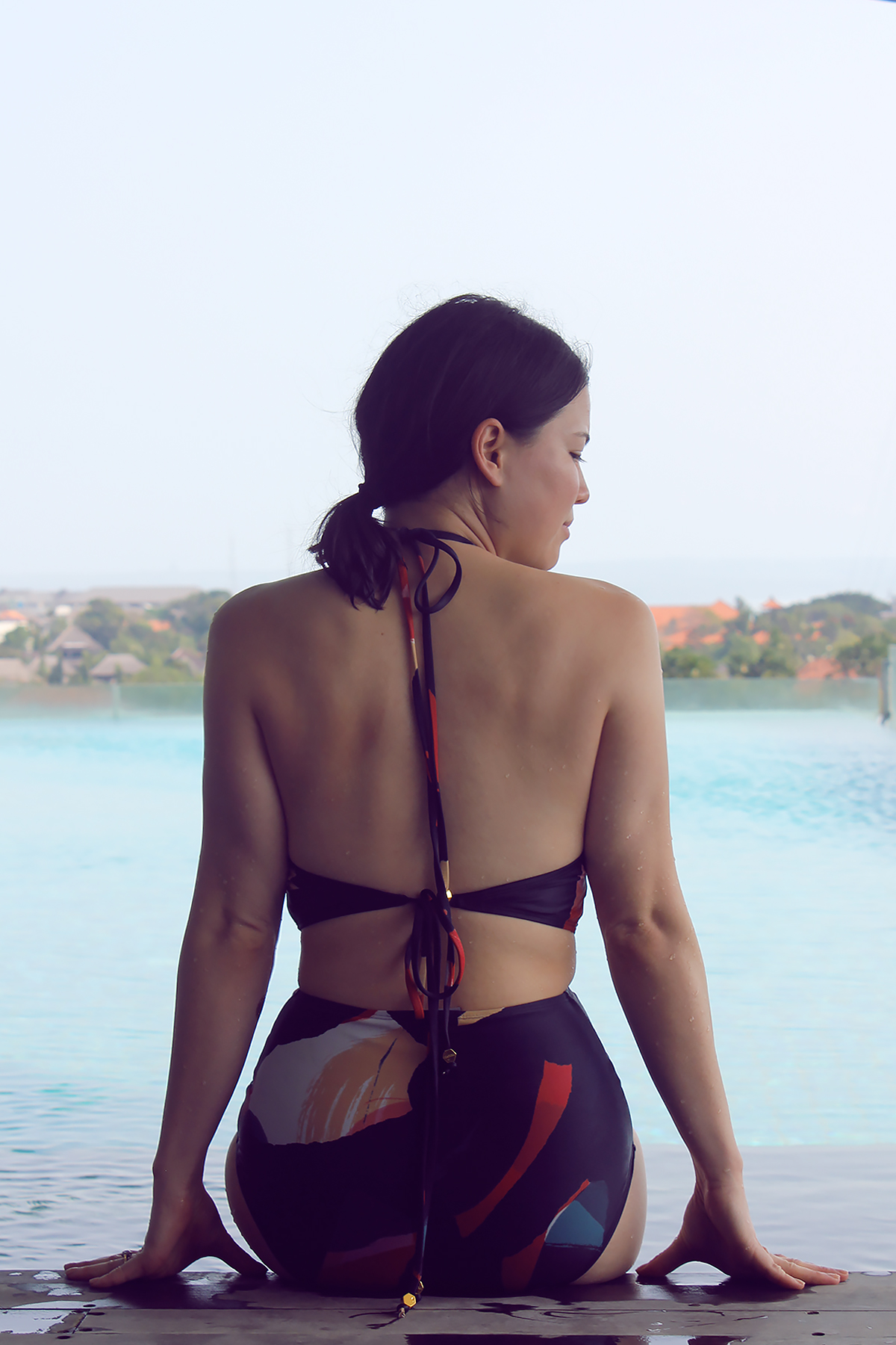 Lei Lady Lei Goes to Bali + Olenka Swimsuit