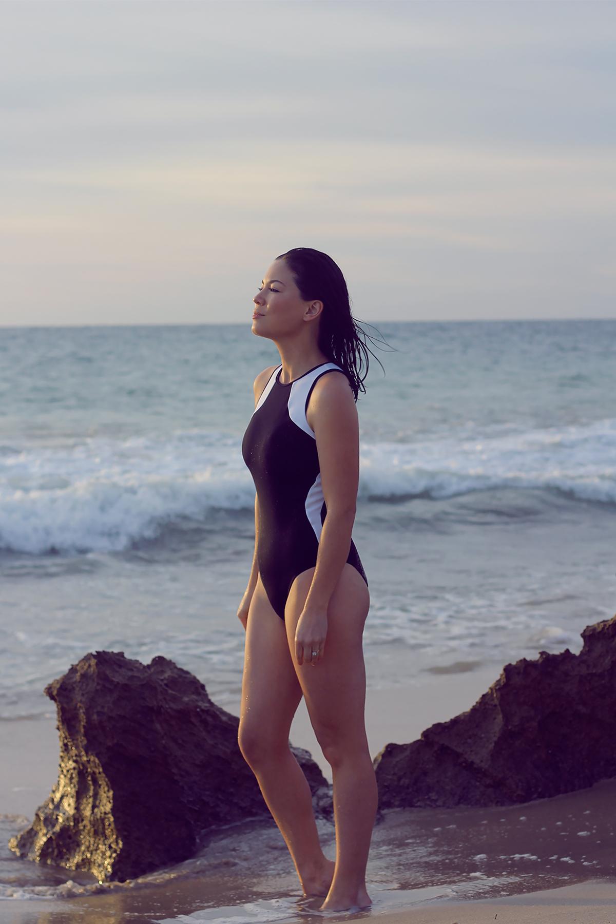 Jets Swimwear Lei Lady Lei