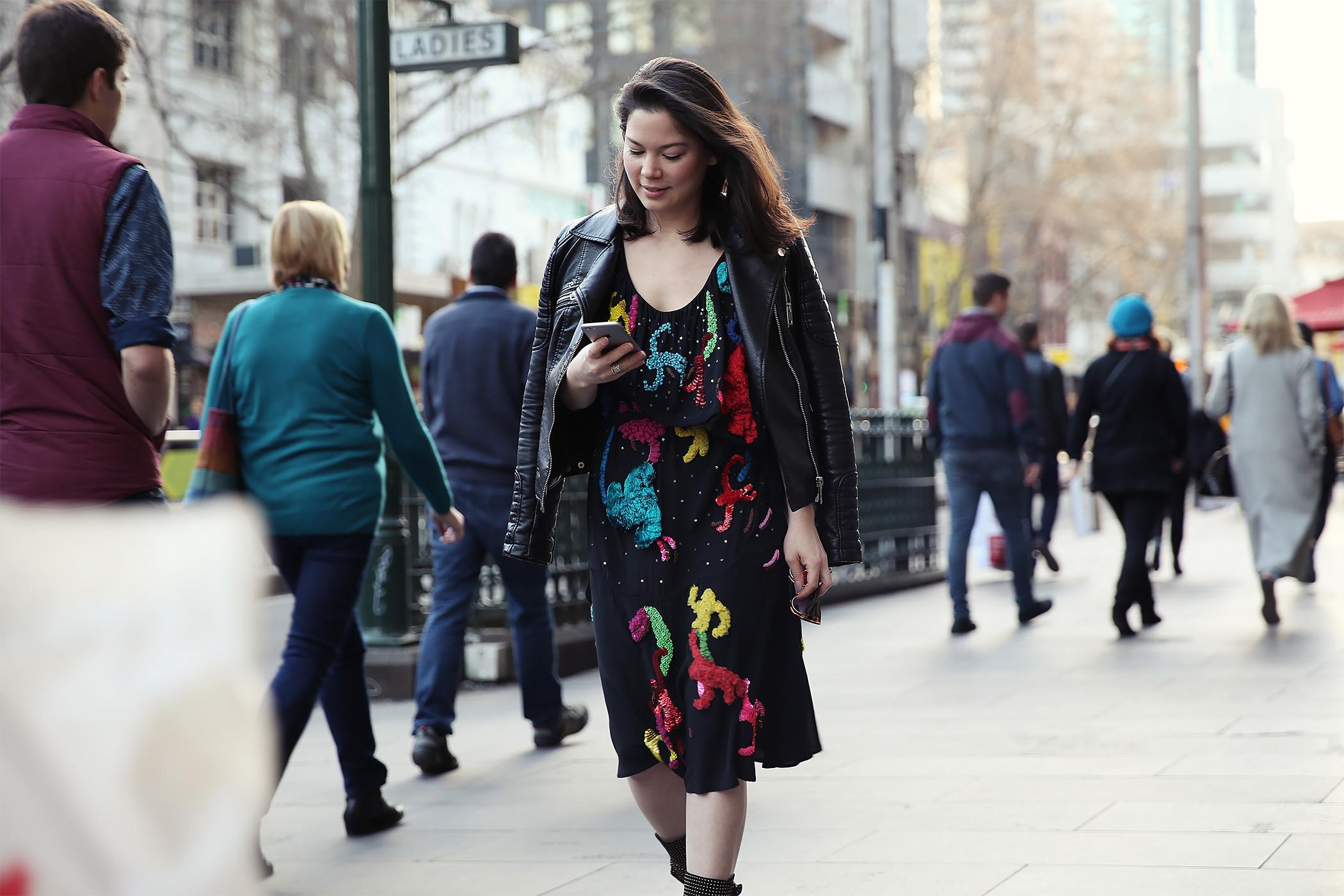 Transeasonal outfits Lei Lady Lei Blogger Fashion