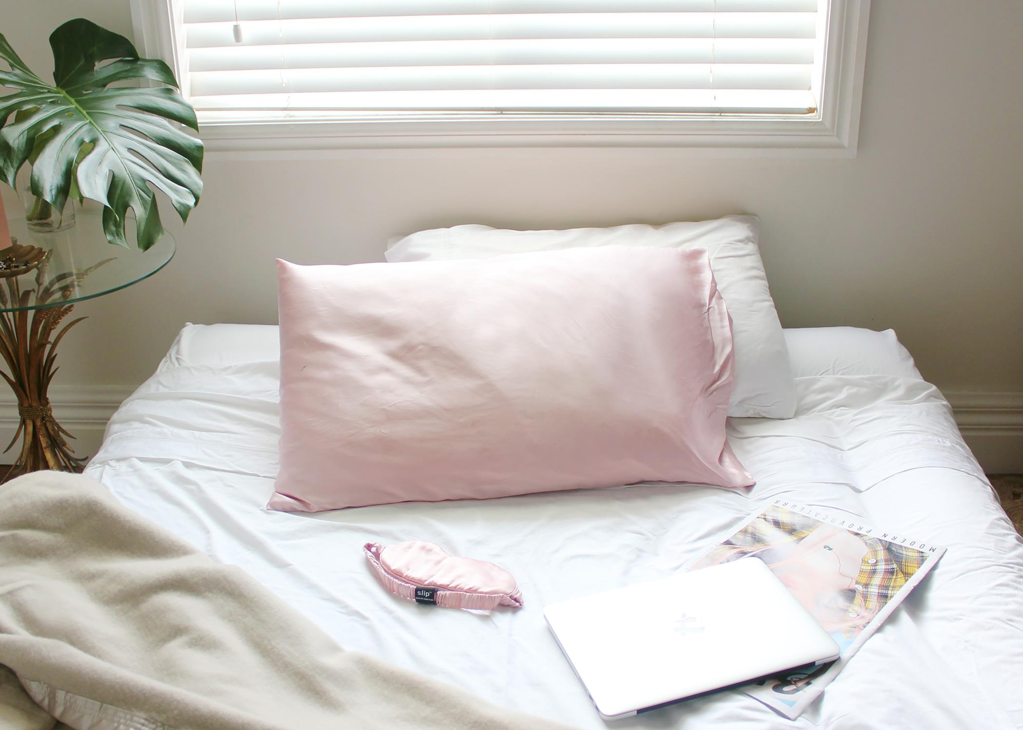 Slip Pillow Case Tips for a better beauty sleep