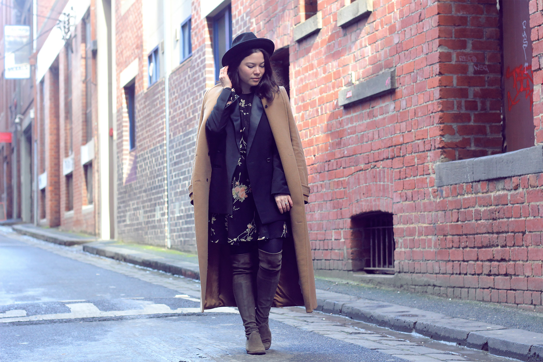 Melbourne Spring Layers Lei lady Lei