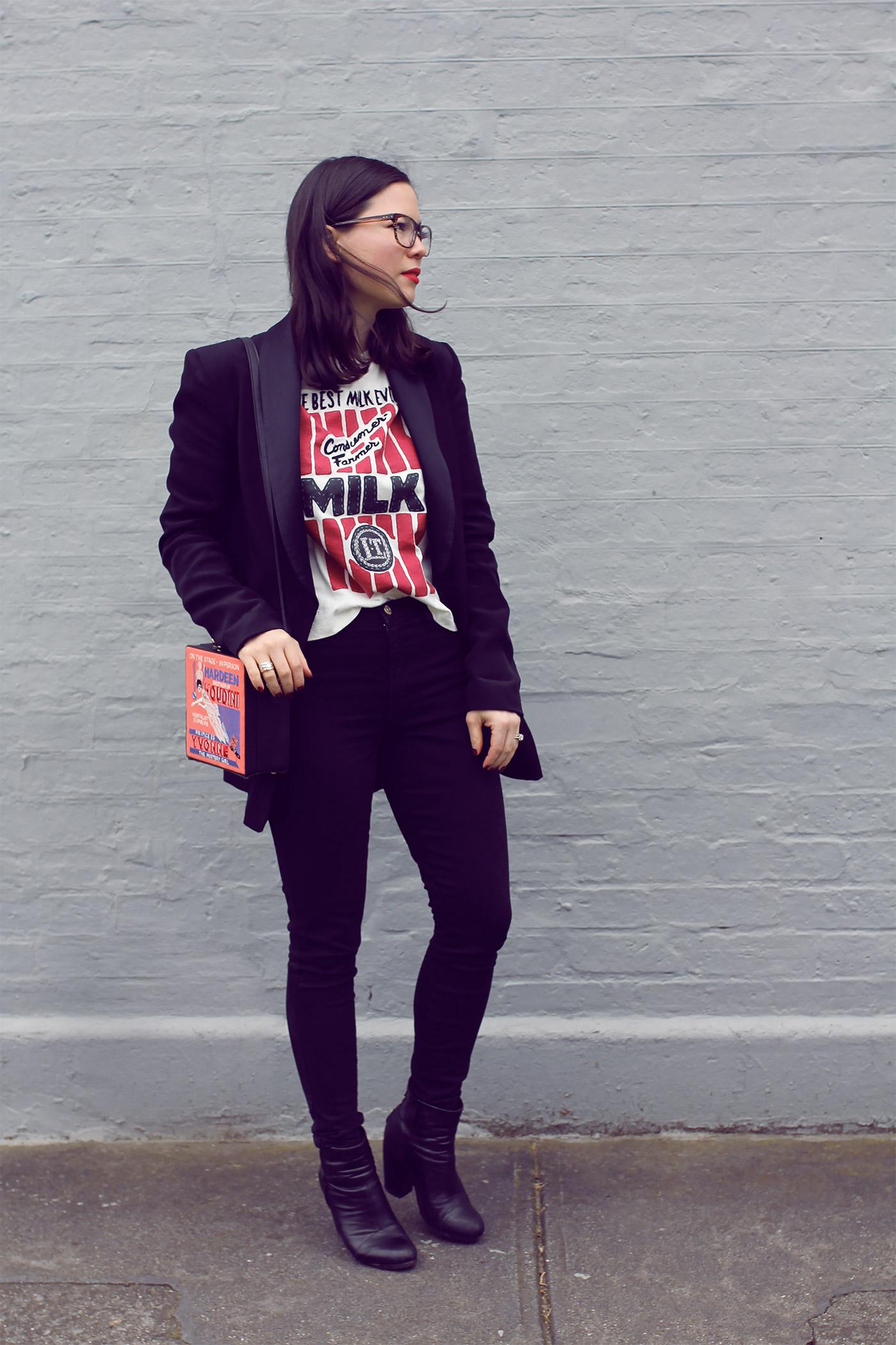 ELLERY x Specsavers Lei Lady Lei Blogger